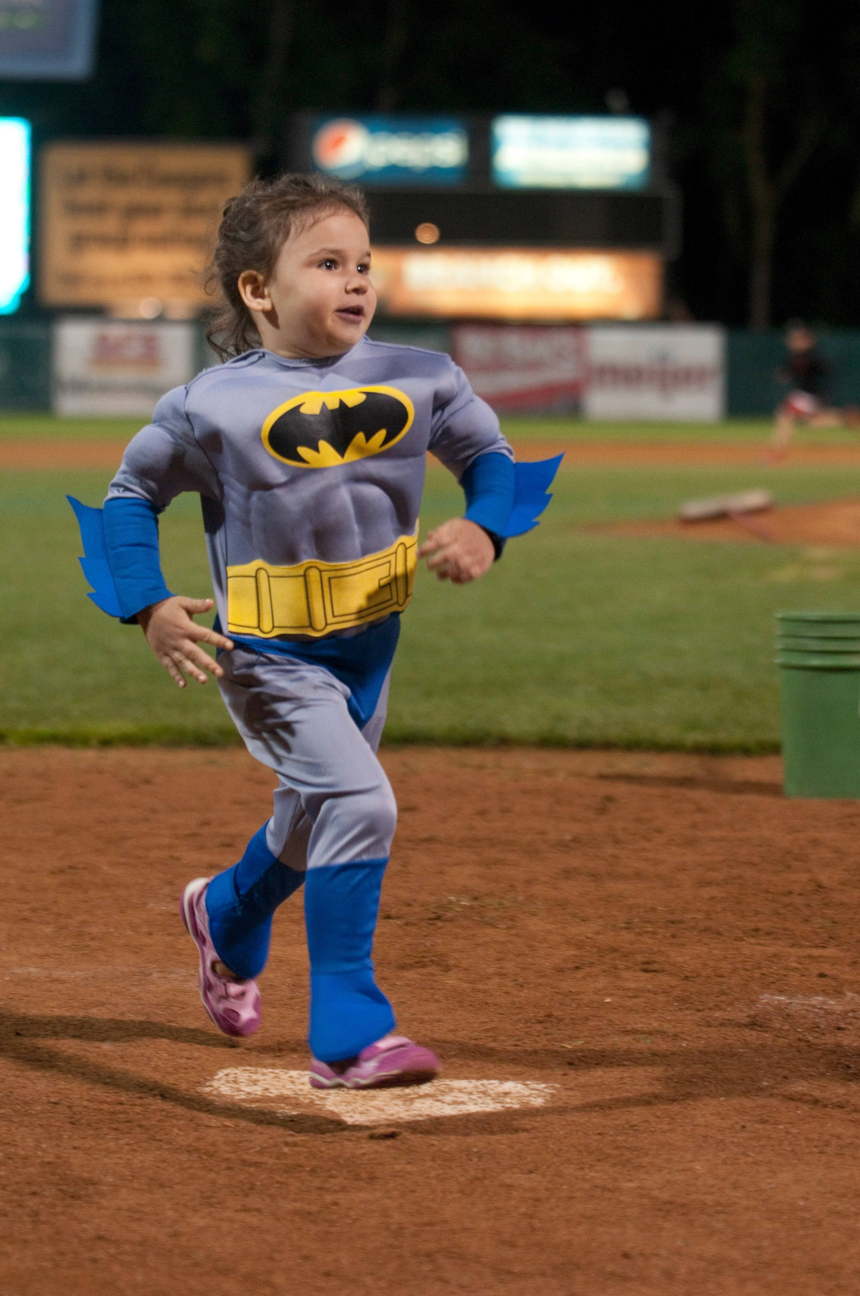 Theme nights are part of the fun at Kane County Cougars games in Geneva.