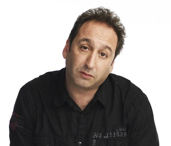 Comedian Jeremy Hotz continues his standup gig at the Improv Comedy Showcase in Schaumburg through Sunday, May 25.