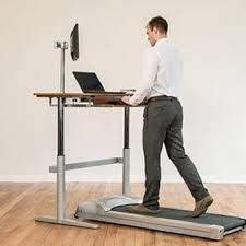Rebel Desk, created by a Washington couple, is one of the more affordable options for both the treadmill and desk.