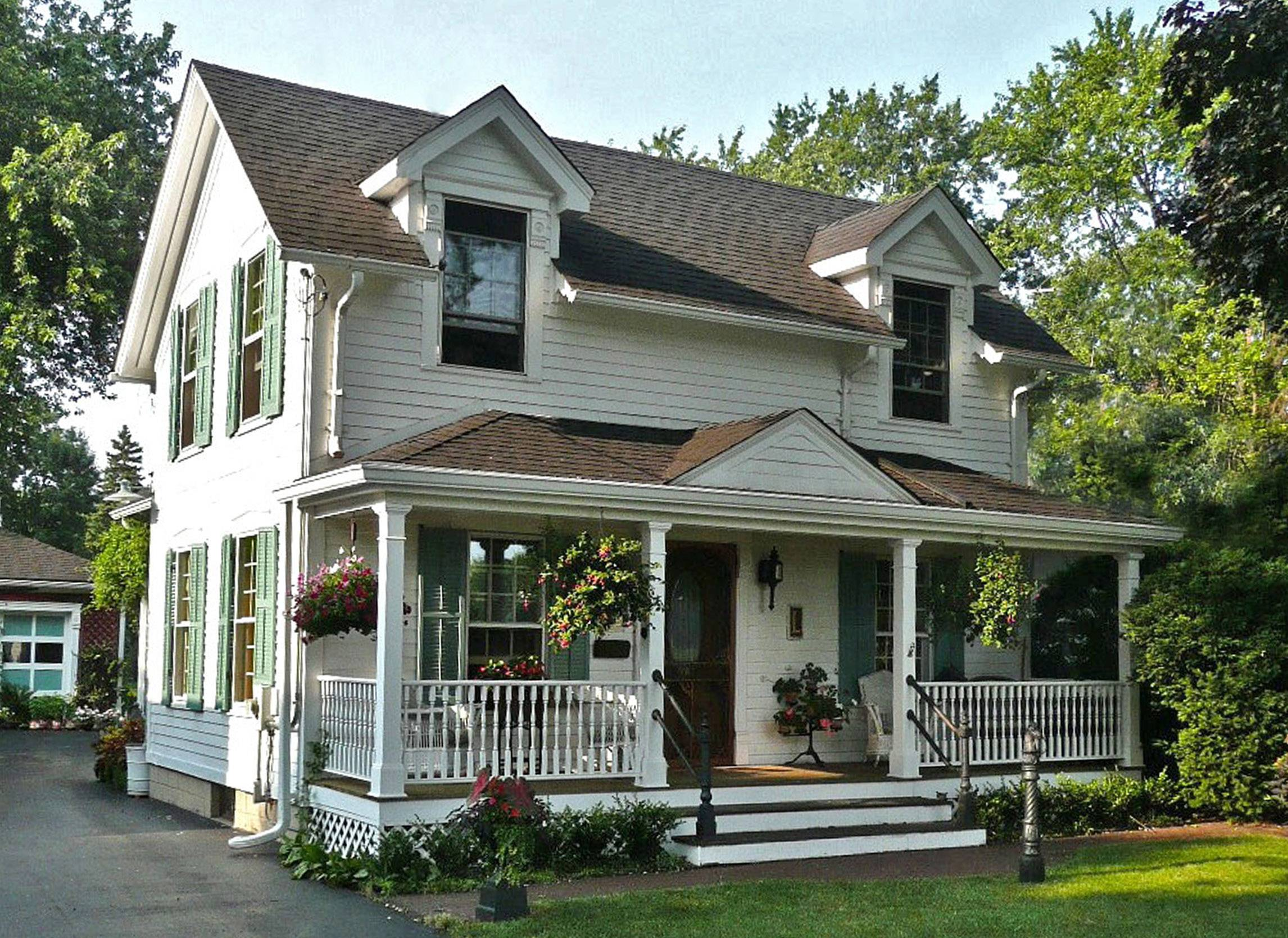 Originally a farm house on Milwaukee and Sunnyside avenues, this home at 402 W. Lincoln Ave. in Libertyville will be part of MainStreet Libertyville's Historic House Walk on June 7.