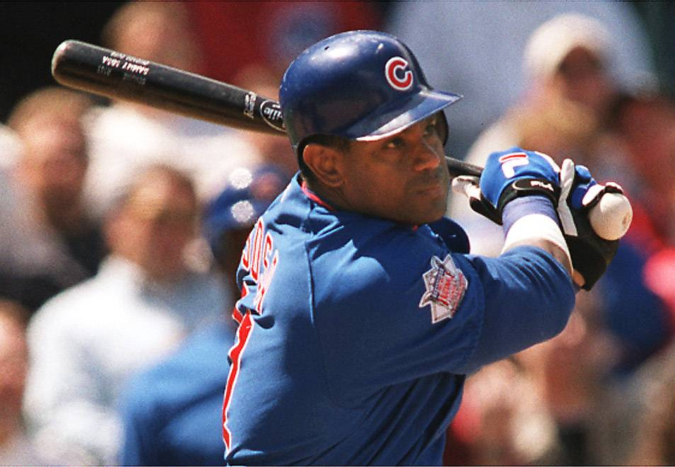 Cubs may be willing to welcome back Sosa