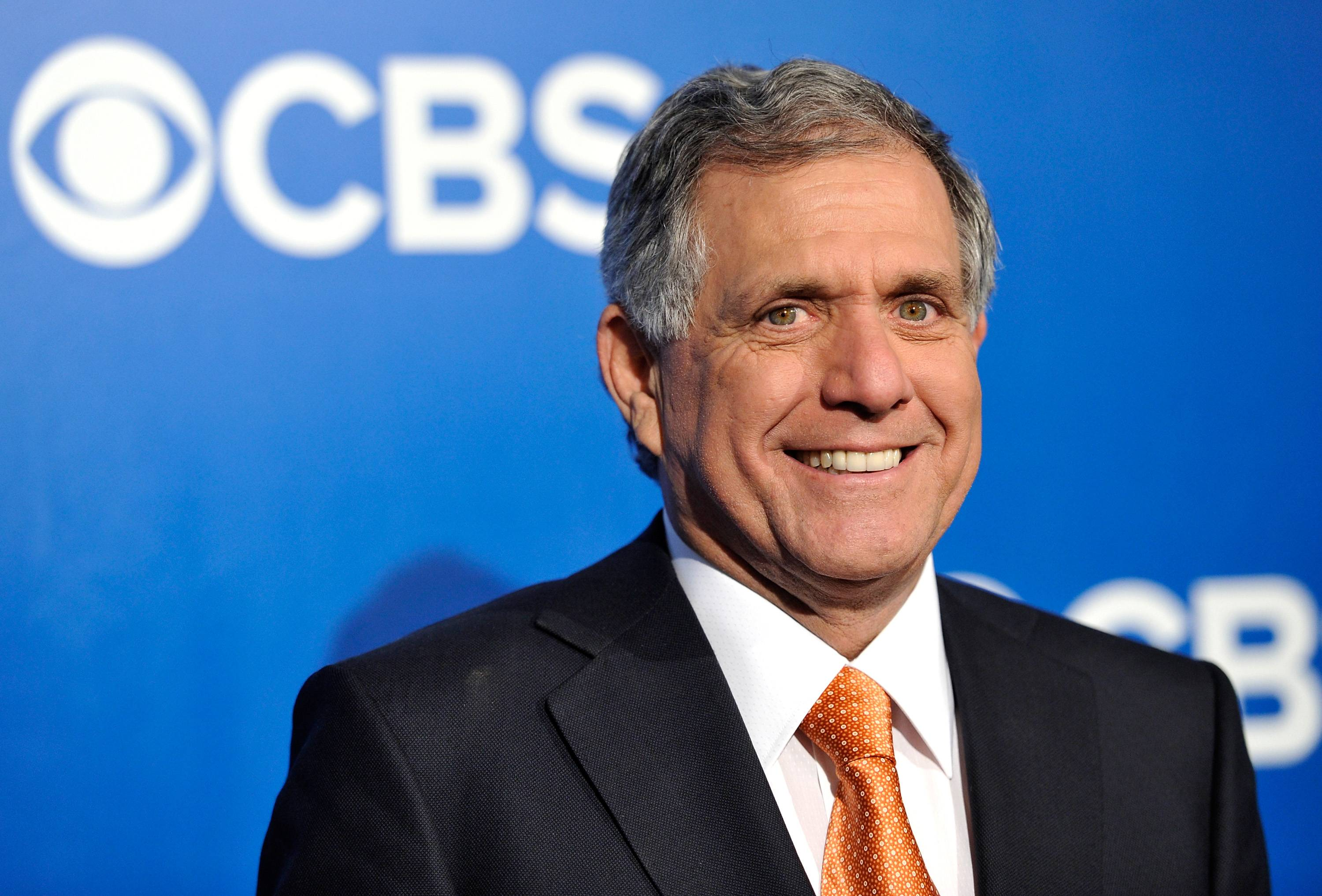 2. President and Chief Executive Officer of CBS Corporation Leslie Moonves