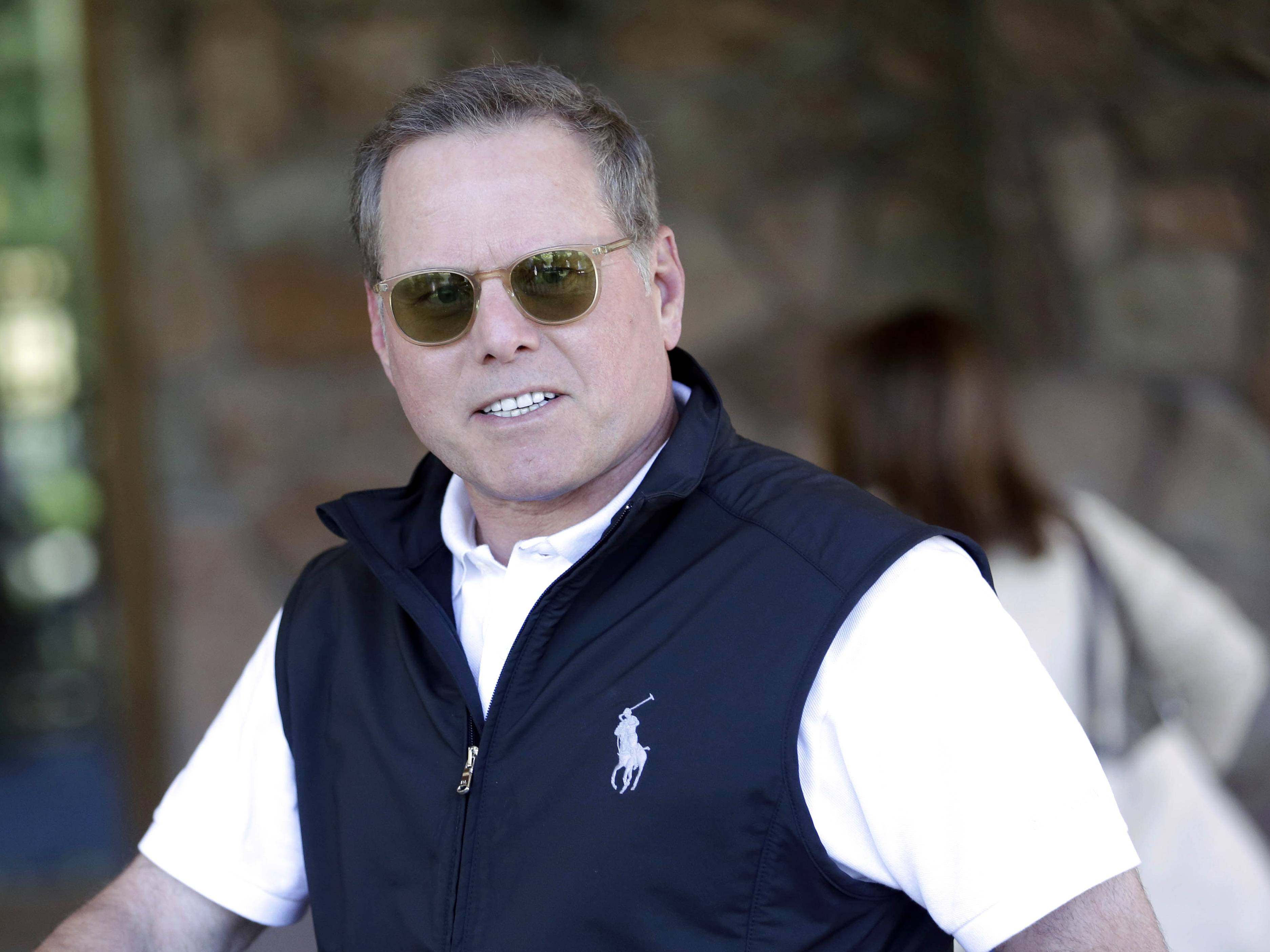8.David Zaslav, president and chief executive officer of Discovery Communications Inc.