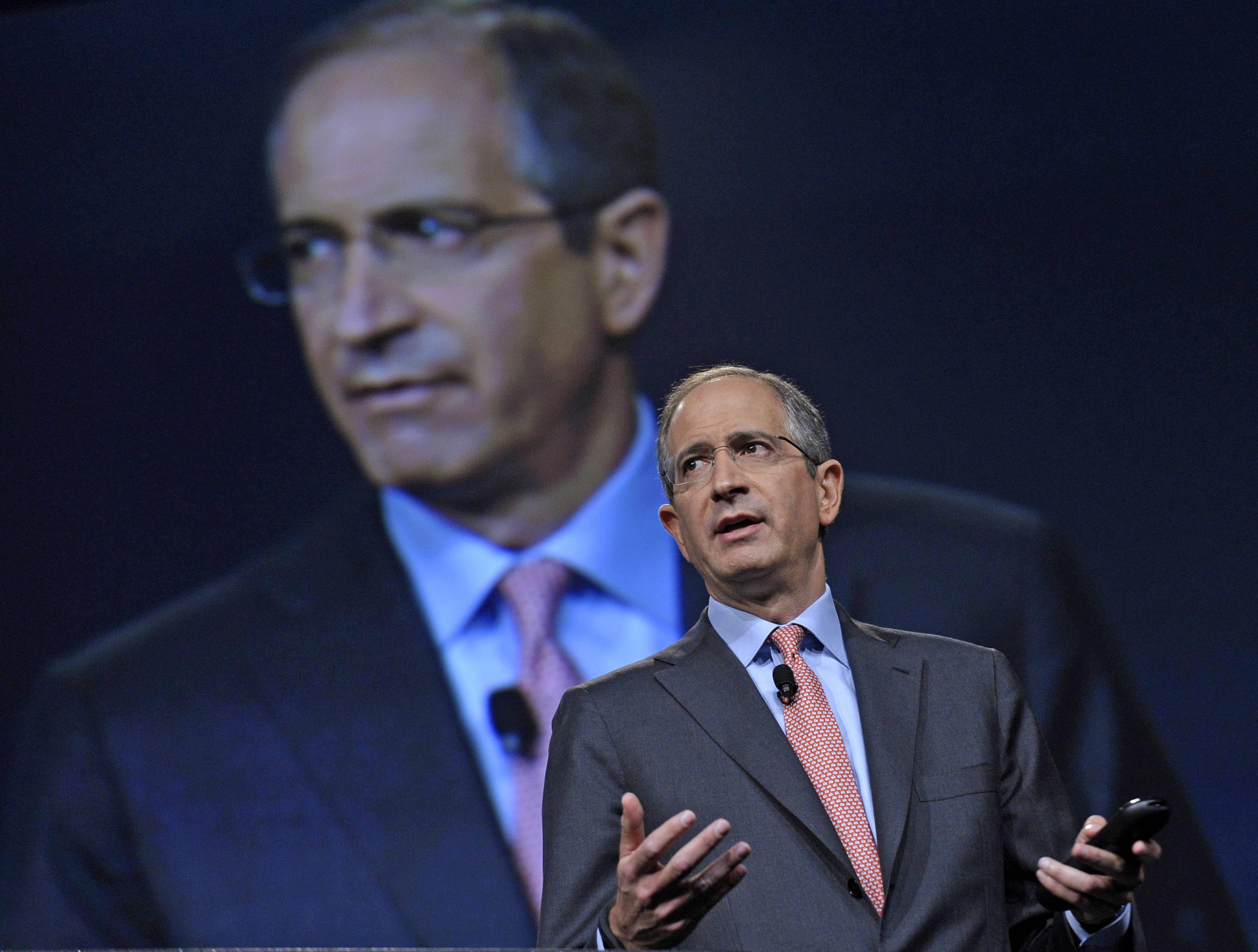 10. Comcast Corp. CEO Brian Roberts.