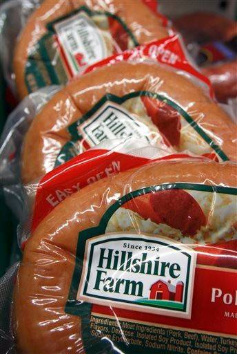 Pilgrim's Pride is offering to acquire Chicago-based Hillshire Brands in a deal worth about $5.58 billion.