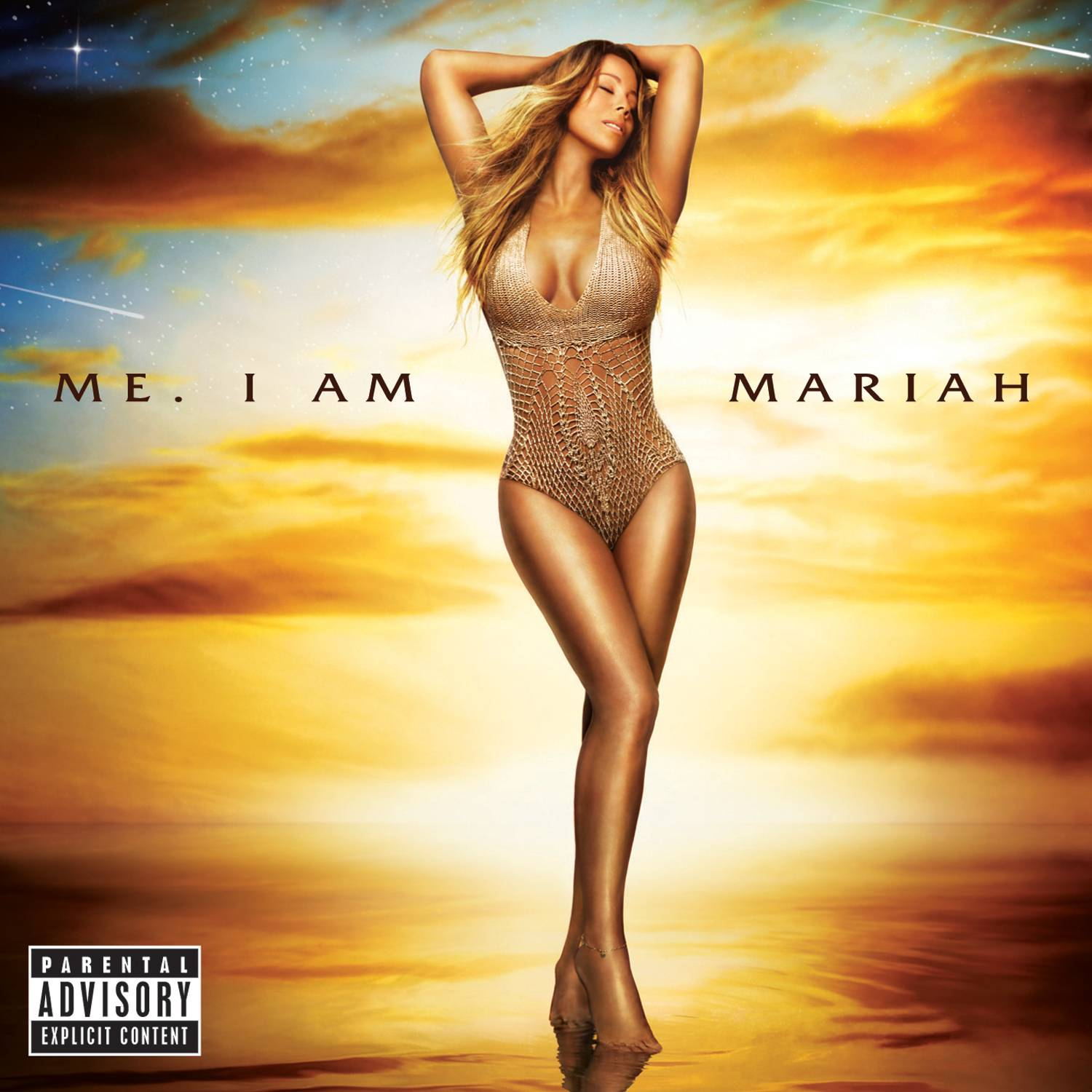 """Me. I Am Mariah … The Elusive Chanteuse"" is the latest from Mariah Carey."