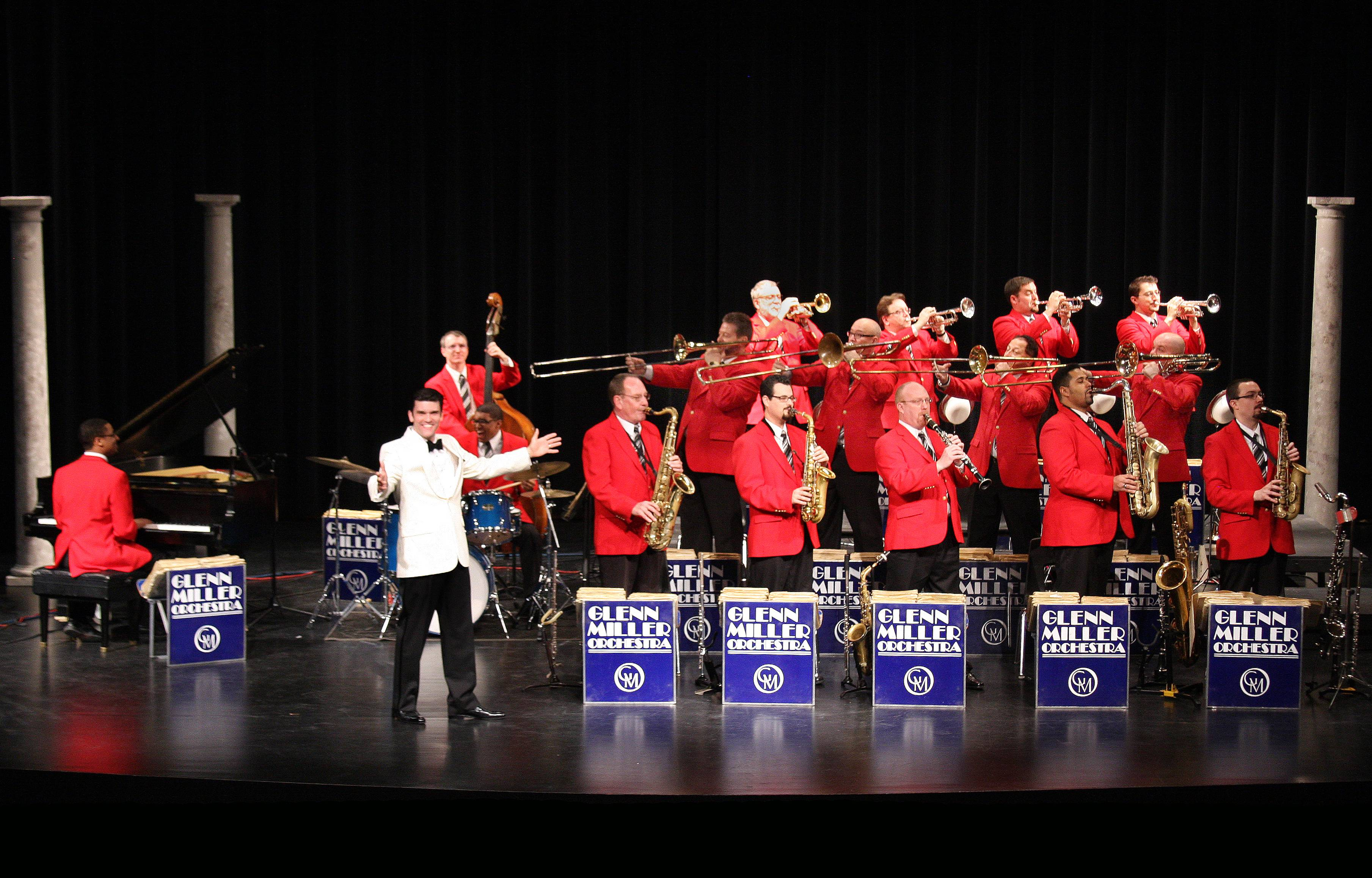 The Glenn Miller Orchestra will make its only public appearance in Illinois this summer on June 11 at The Holmstad in Batavia.