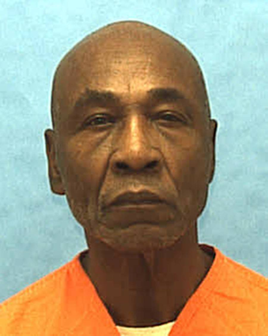 Florida Department of Corrections shows inmate Freddie Lee Hall is seen here. The Supreme Court ruled Tuesday in a 5-4 decision that Florida and a handful of other states cannot rely solely on an IQ score above 70 to bar an inmate from claiming mental disability.