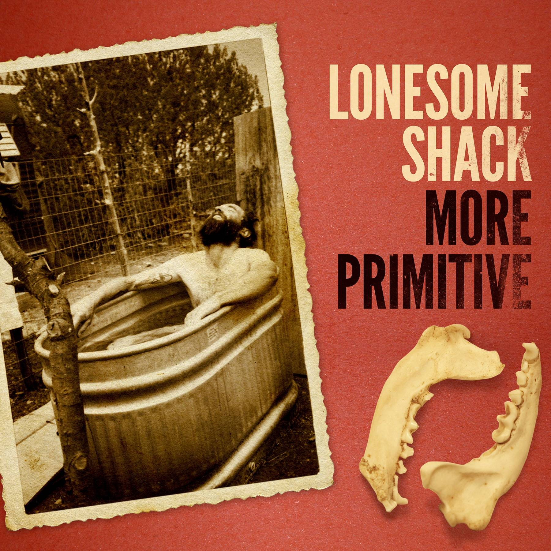 """More Primitive"" by Lonesome Shack has an authentic blues feel to it."