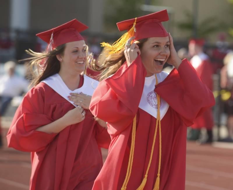 Images: Naperville Central High School graduation