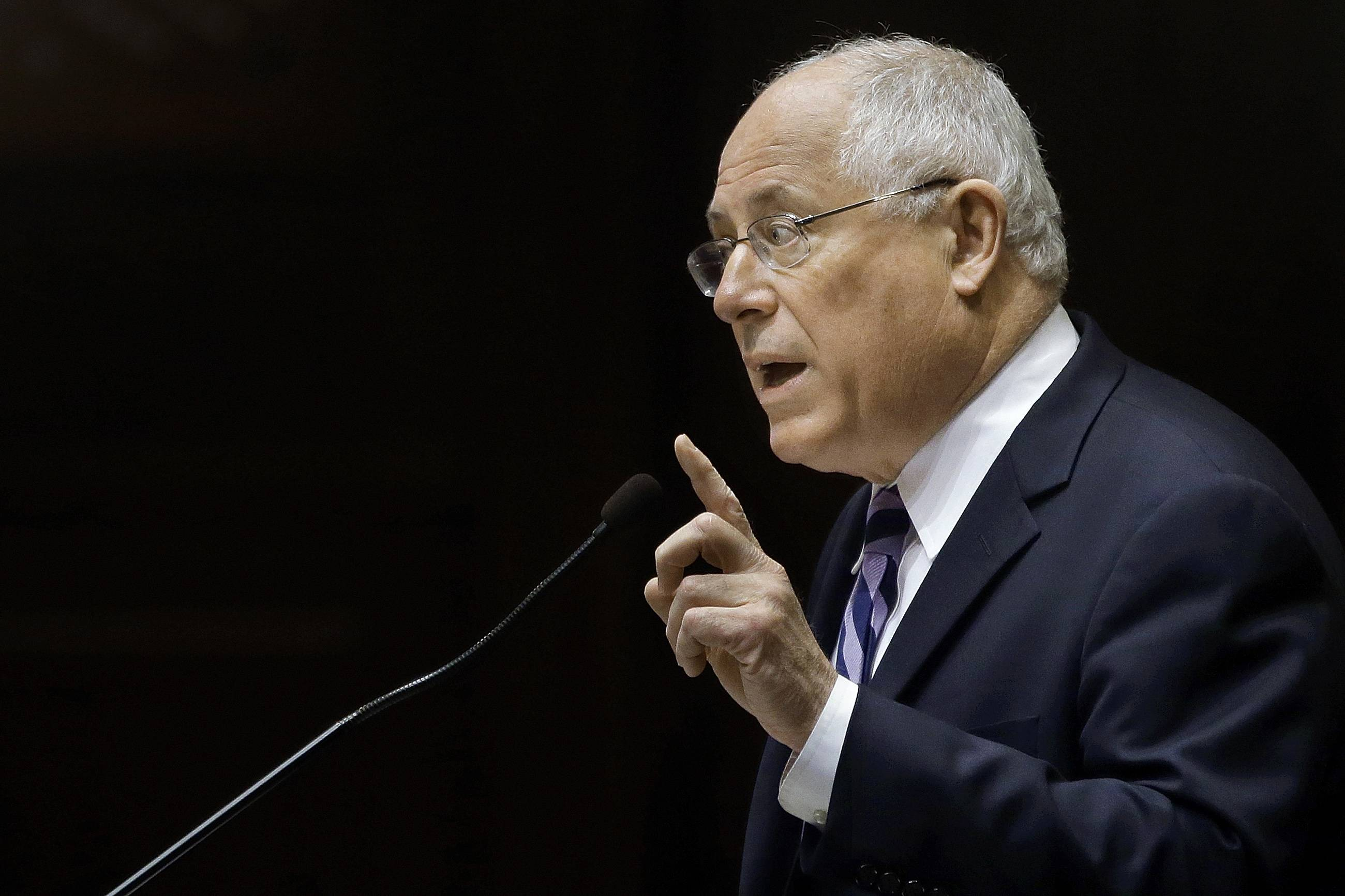In his March budget address, Gov. Pat Quinn called for an extension of the Illinois income tax increase or else the state face deep budget cuts. The spending plan being moved by lawmakers includes neither.