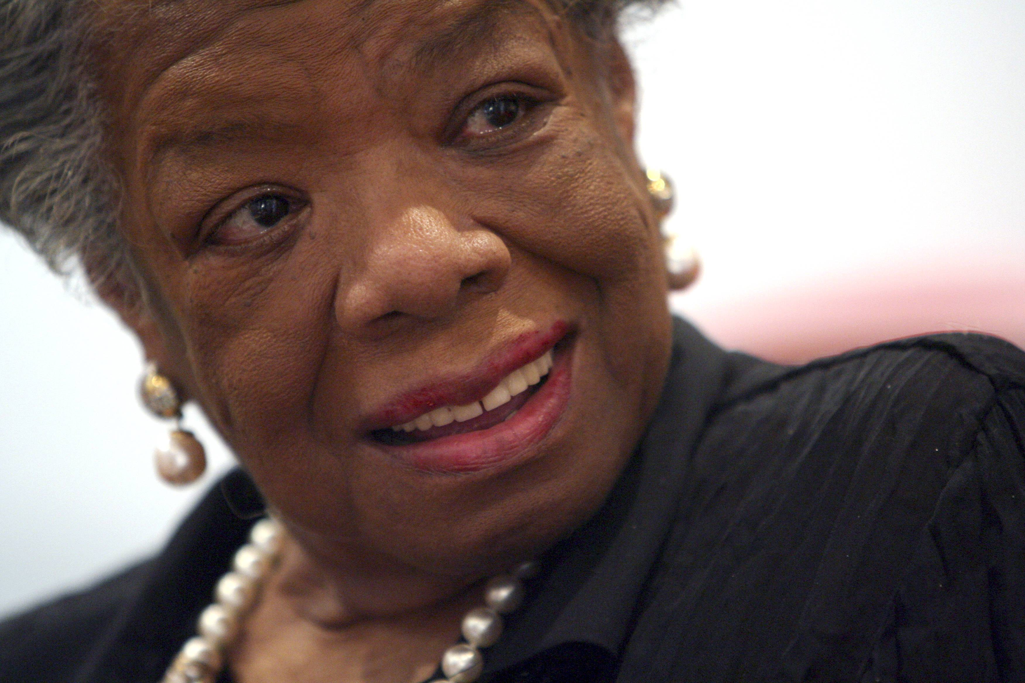 The New York Public Library is presenting an exhibition commemorating the life of Maya Angelou, who died Wednesday.