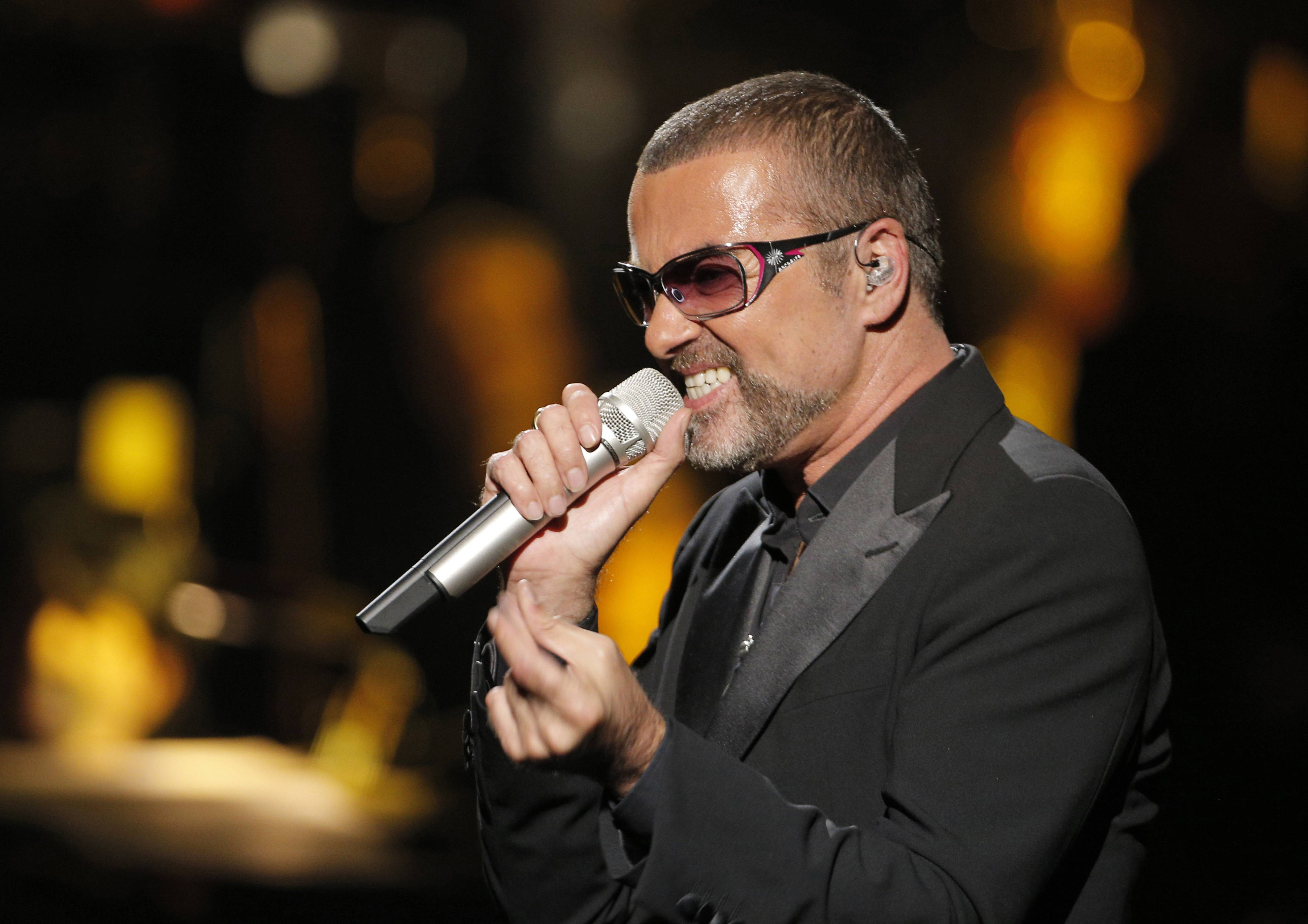"George Michael's spokeswoman says the singer is ""resting"" after receiving hospital treatment for an undisclosed ailment."