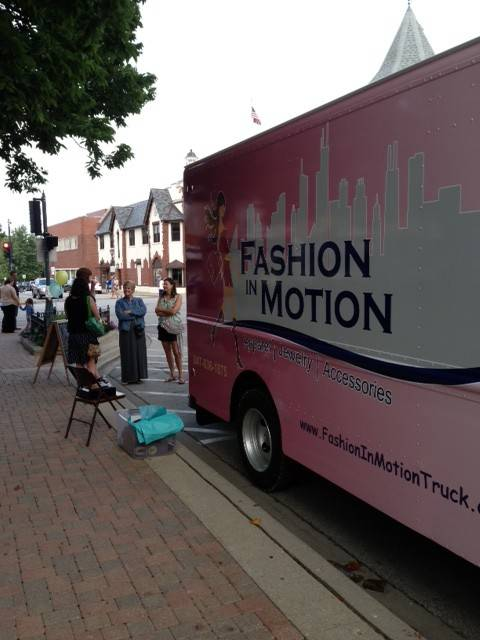 A pending change in the Libertyville village code regarding mobile vendors was spurred by a request about a year ago from the Fashion in Motion mobile boutique.