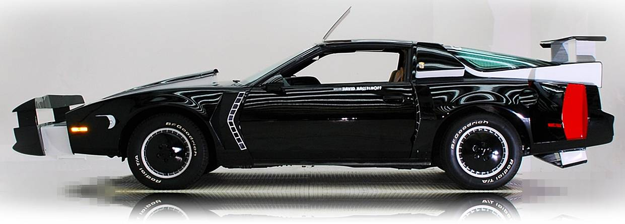 "Come see Kitt from the ""Knight Rider"" TV show at the June 18 Randhurst Village Cruise Night.."