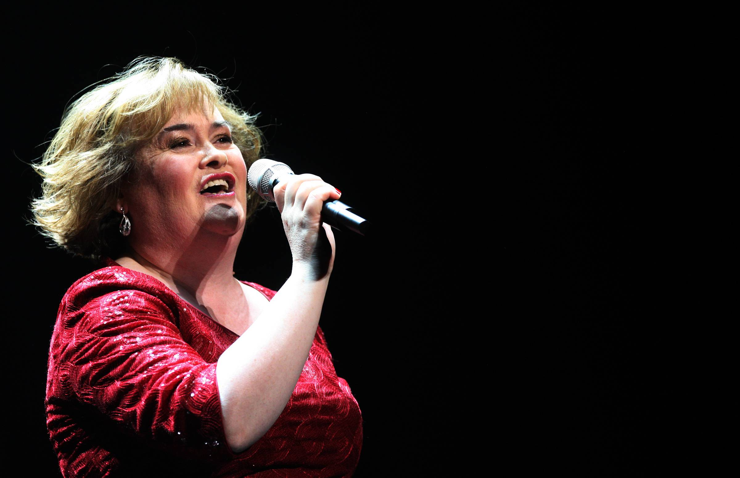 Five years after her musical breakthrough, Susan Boyle says she's feeling confident and comfortable -- and ready to launch her first U.S. tour. The 53-year-old will hit the road in October on a 21-date trek.