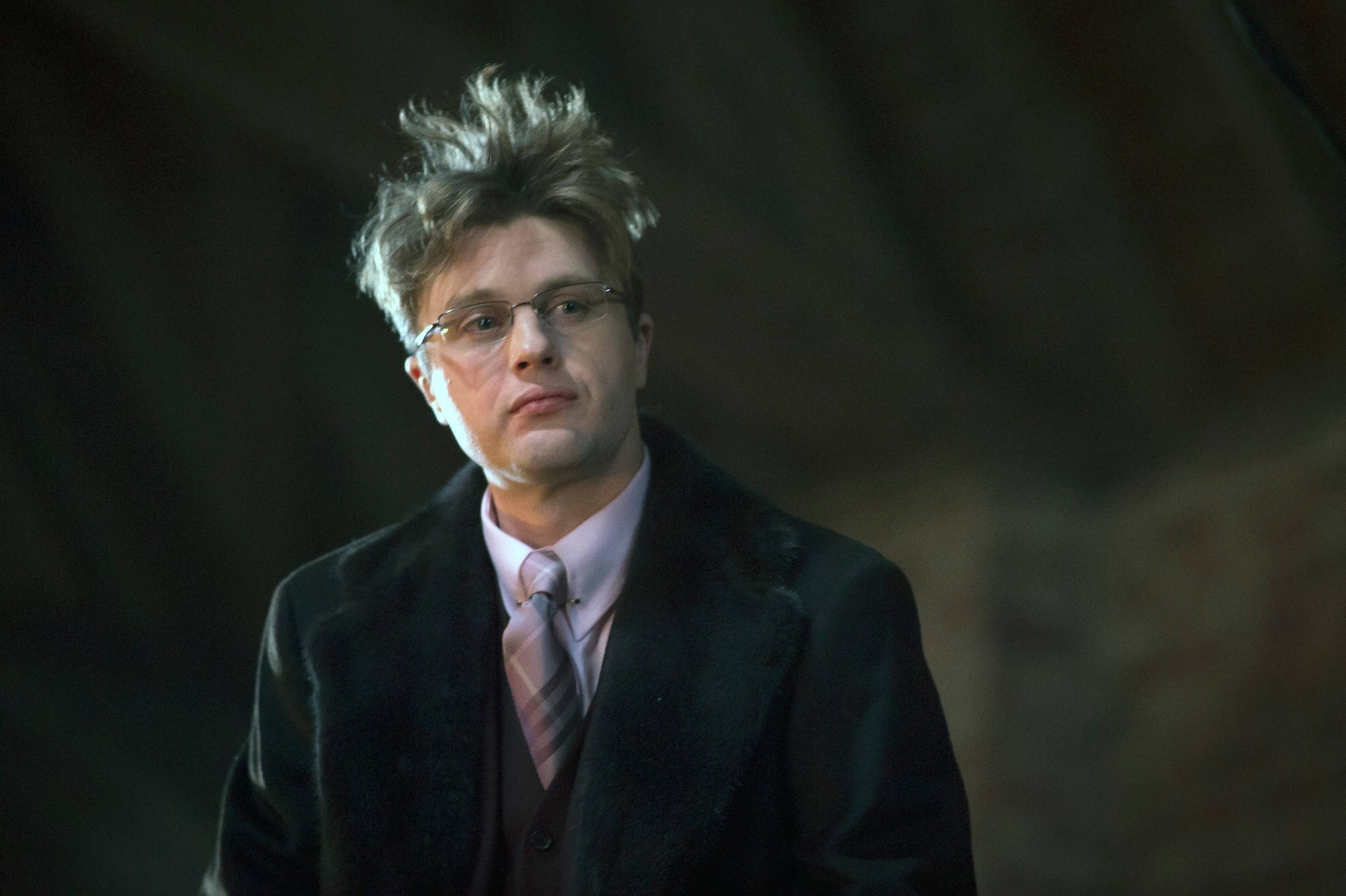 "Michael Pitt was amazing as Mason Verger on NBC's ""Hannibal."" Could he top James Woods' vocal performance as Hades?"
