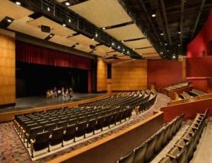 A grant will help pay for new equipment for the Wauconda High School auditorium.