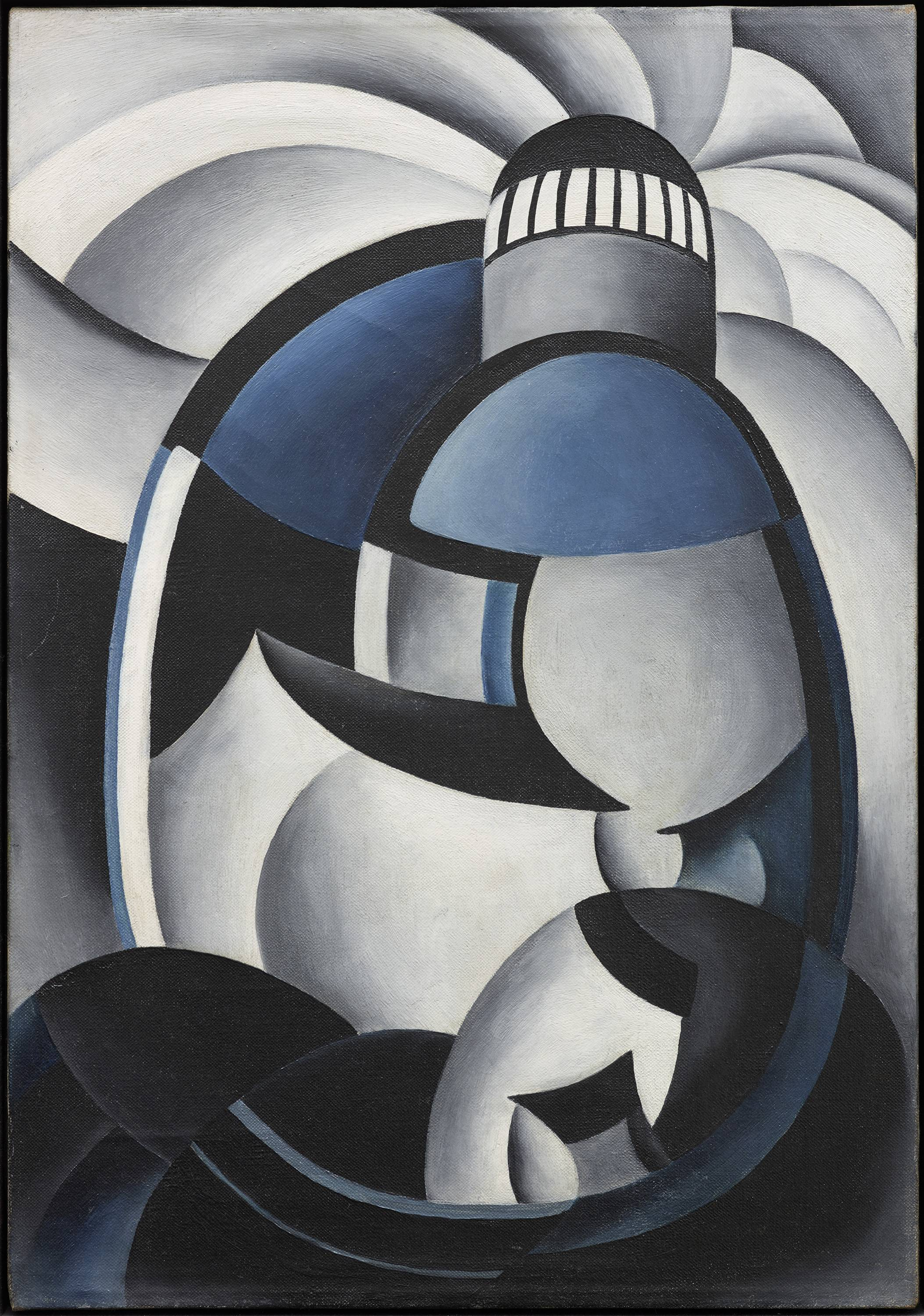 "Little-known works by Ida O'Keeffe, including ""Variation on a Lighthouse Theme II,"" will take center stage at an exhibit that will debut at the Dallas Museum of Art in 2017 before going on tour."