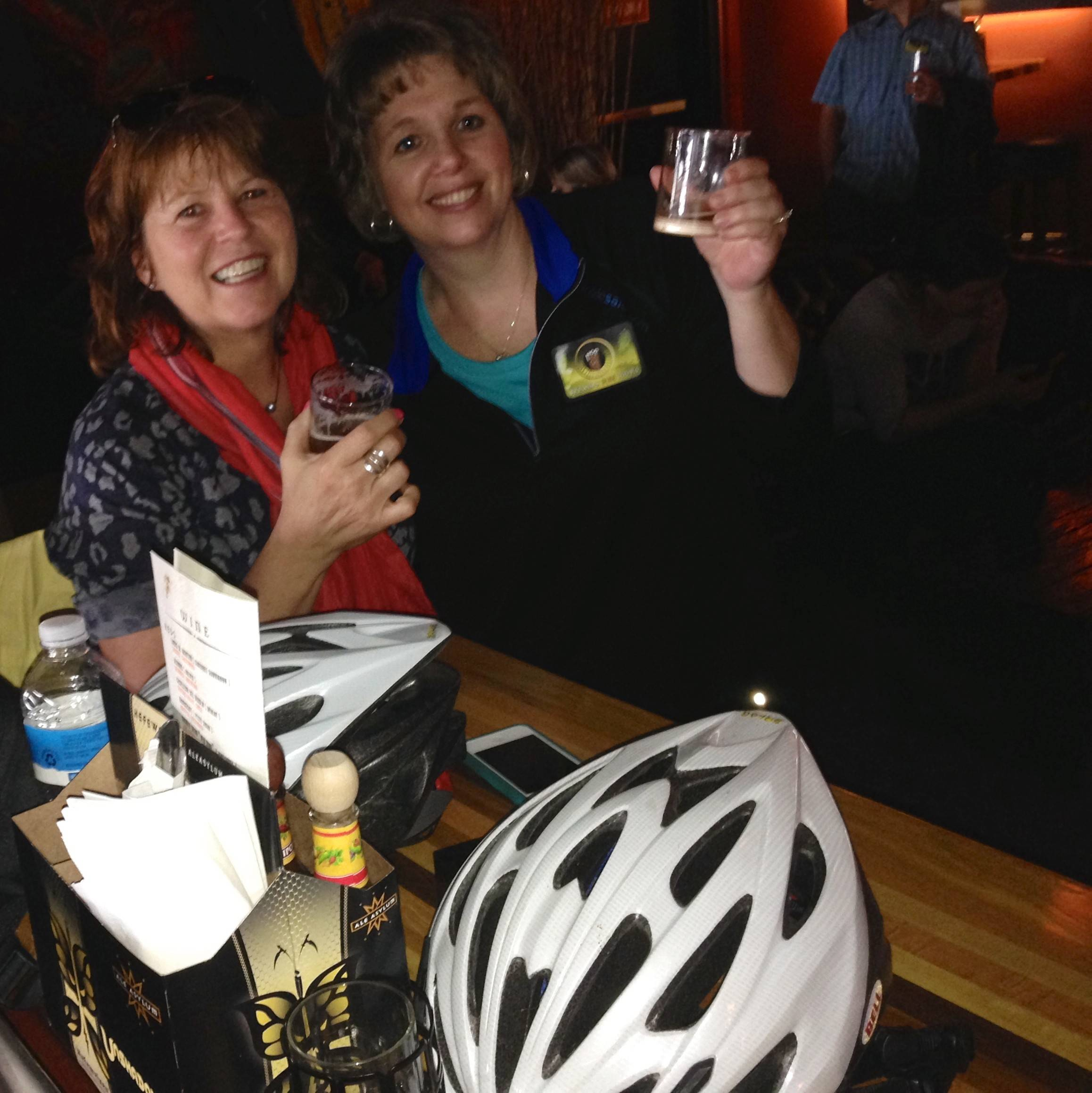 Sample microbrews while pedalling through one of Wisconsin's most scenic cities during the Madison Brewery Bike Tour, held the first weekend of every month through October.