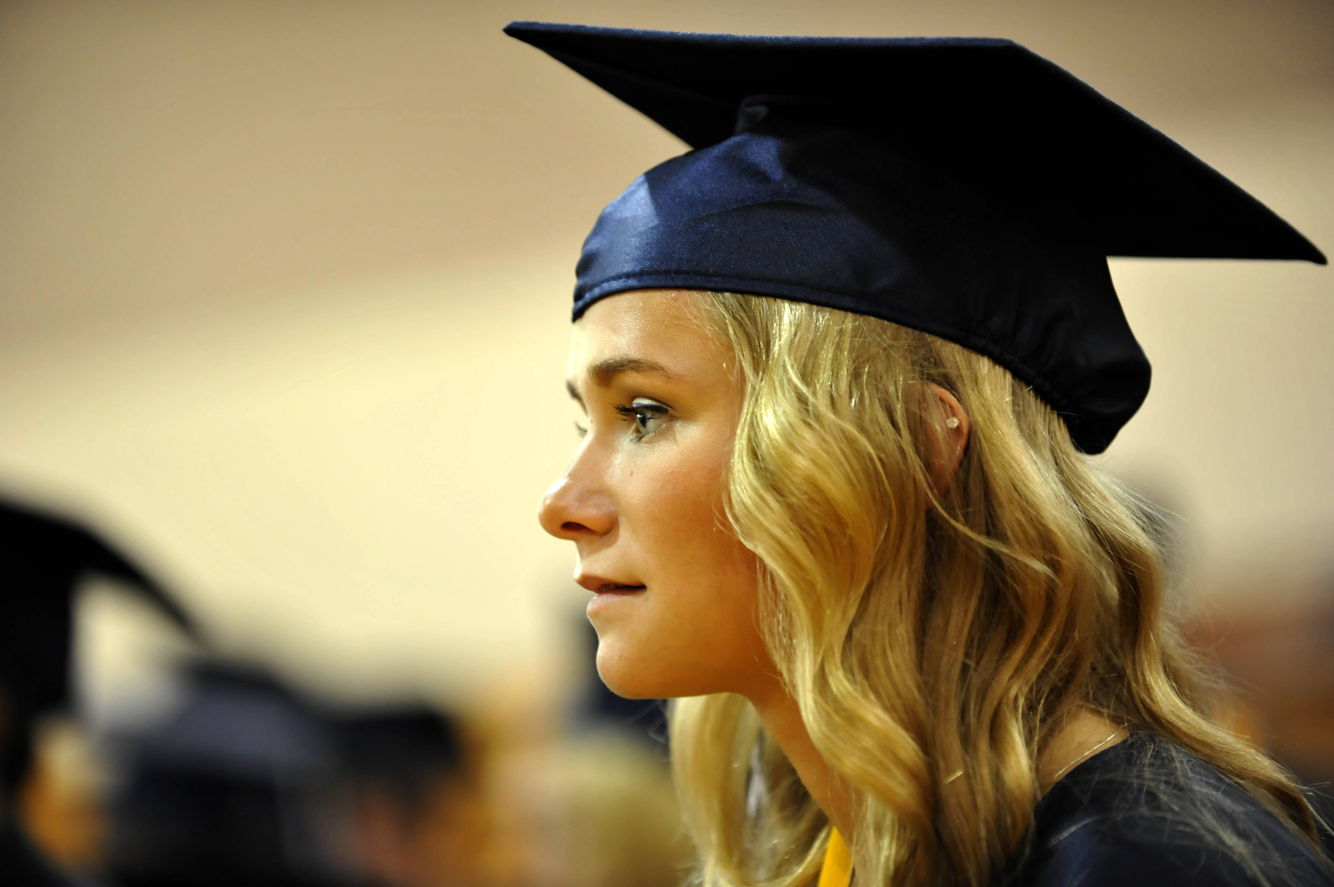 Images from the Cary-Grove High School graduation ceremony on Saturday, May 31st, at the school.