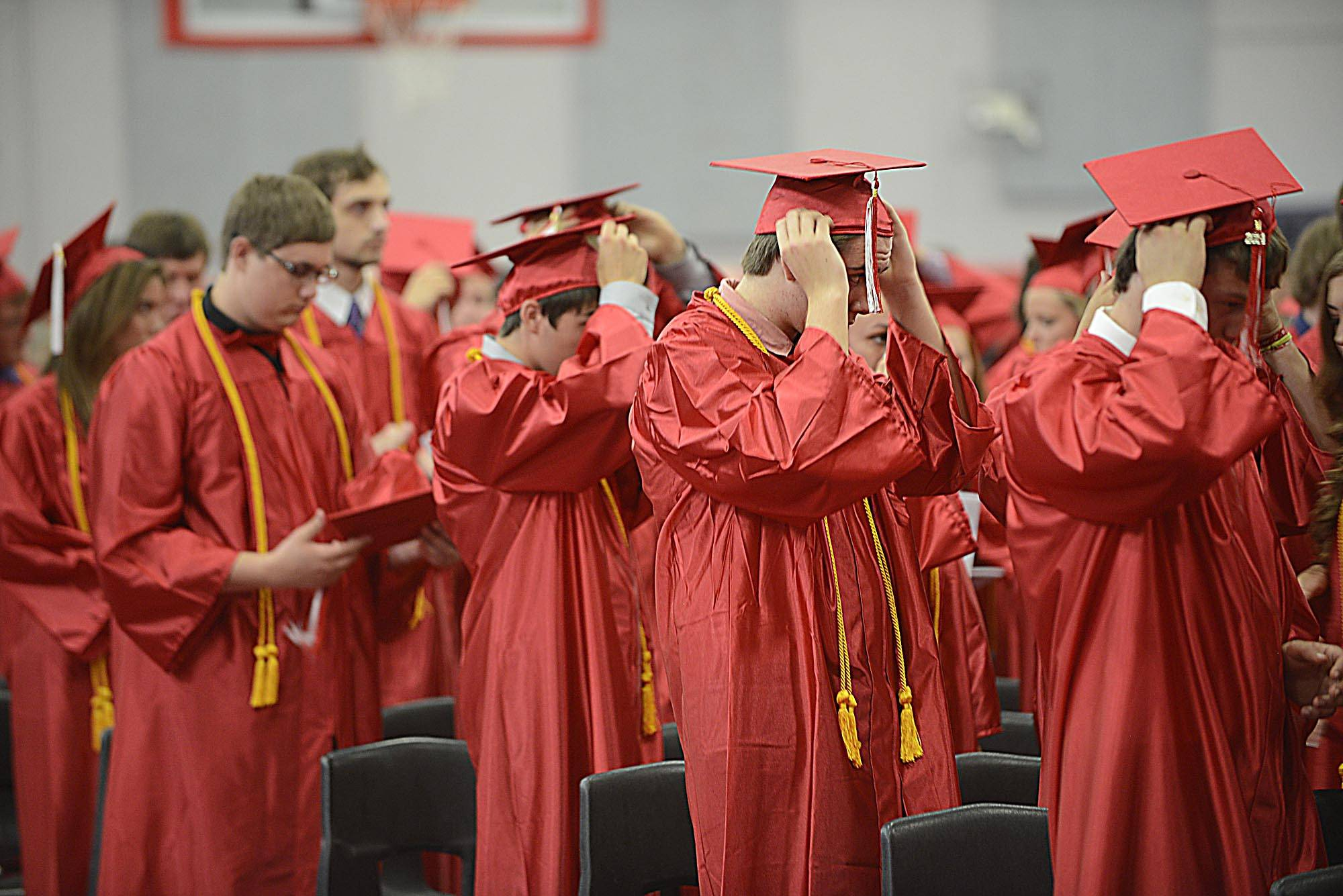 Images from the Aurora Christian High School graduation on Sunday, June 1st, at the school.
