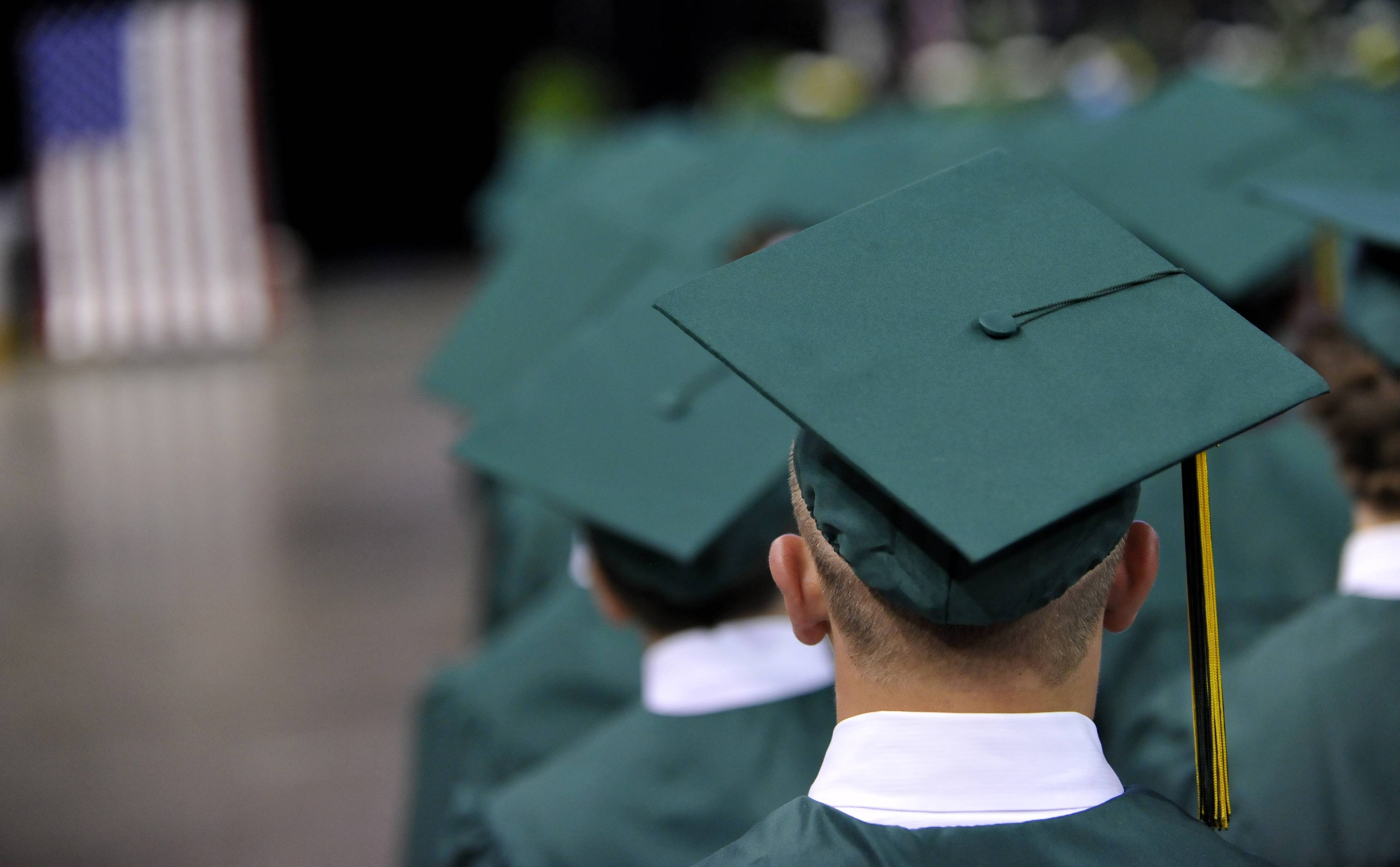 Photos from the Fremd High School graduation on Sunday, June 1, at the Sears Centre.