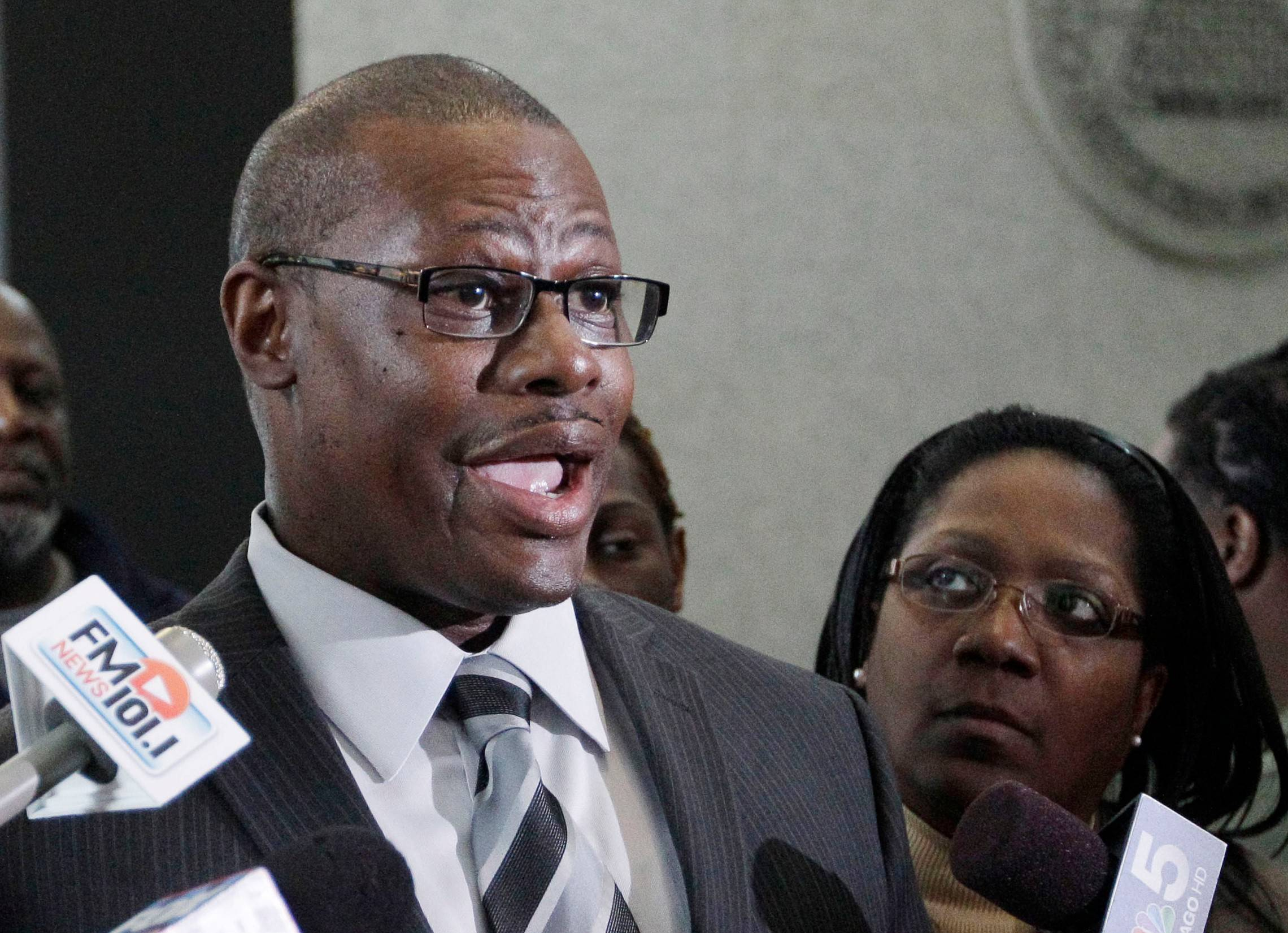 State Rep. Derrick Smith has pleaded not guilty to bribery.