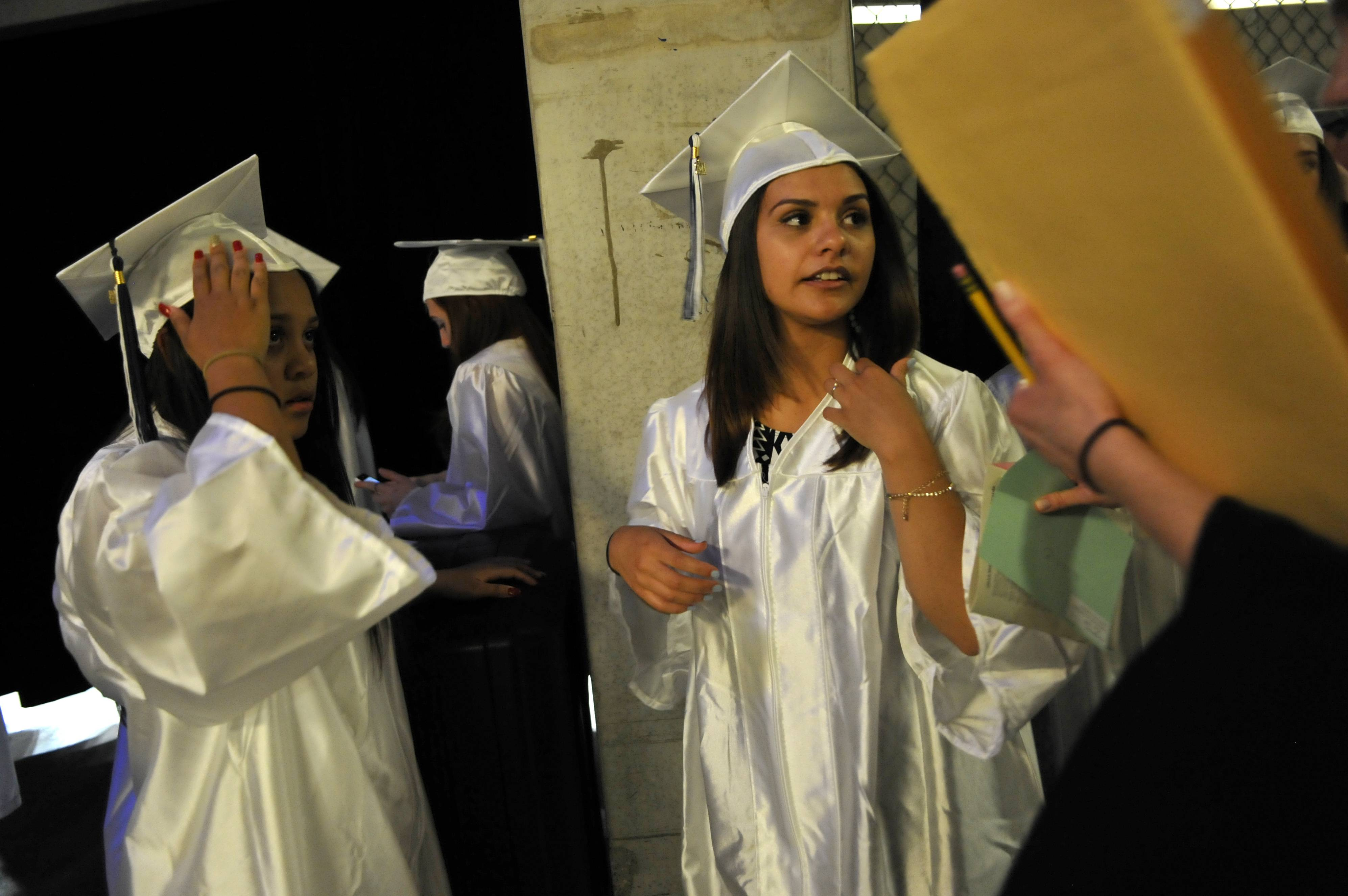 Lake Park High School held its graduation Monday, June 2 at Sears Centre in Hoffman Estates.