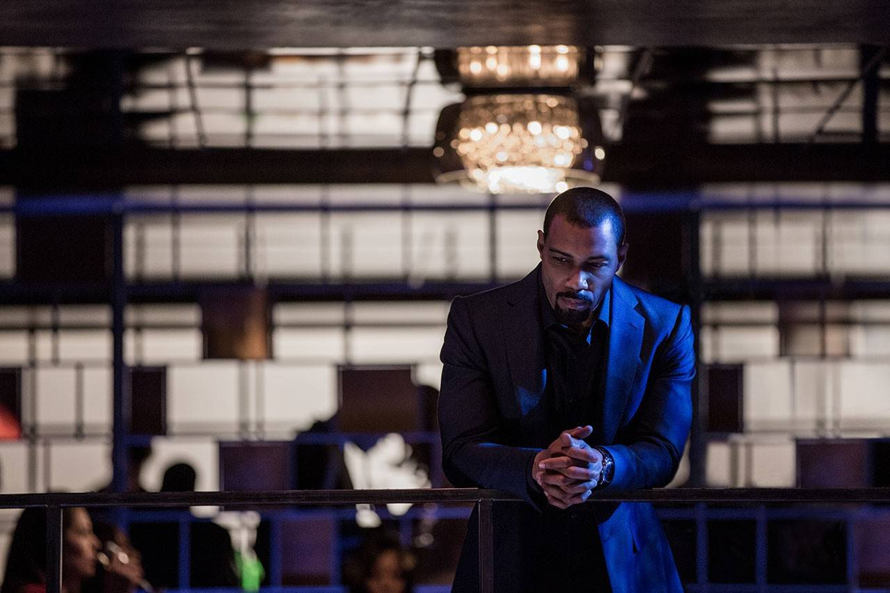 "New York drug kingpin James ""Ghost"" St. Patrick (Omari Hardwick) opens a new nightclub in Starz's ""Power."""