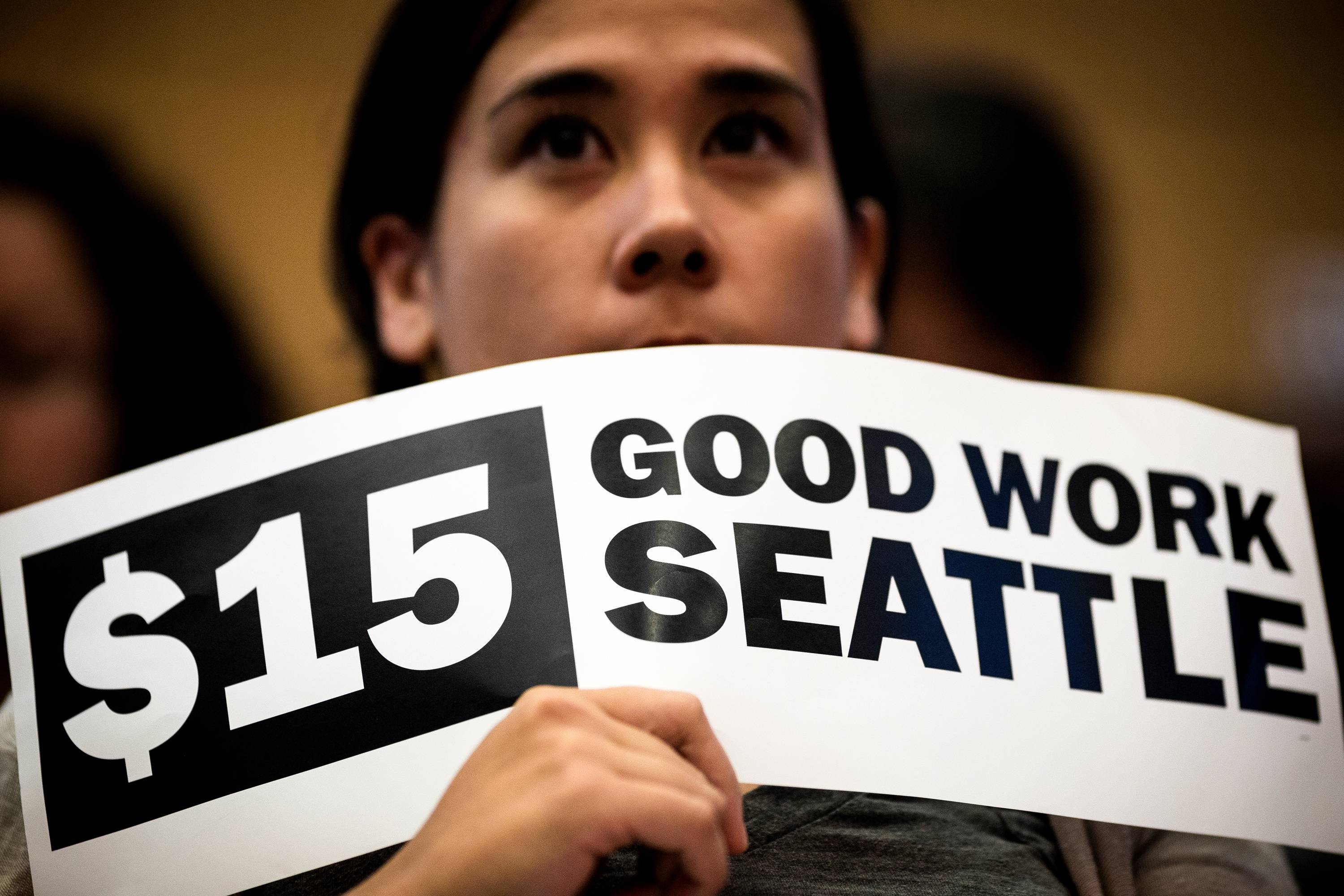 Phased in over the next seven years, Seattle will have the highest minimum wage in America at $15.