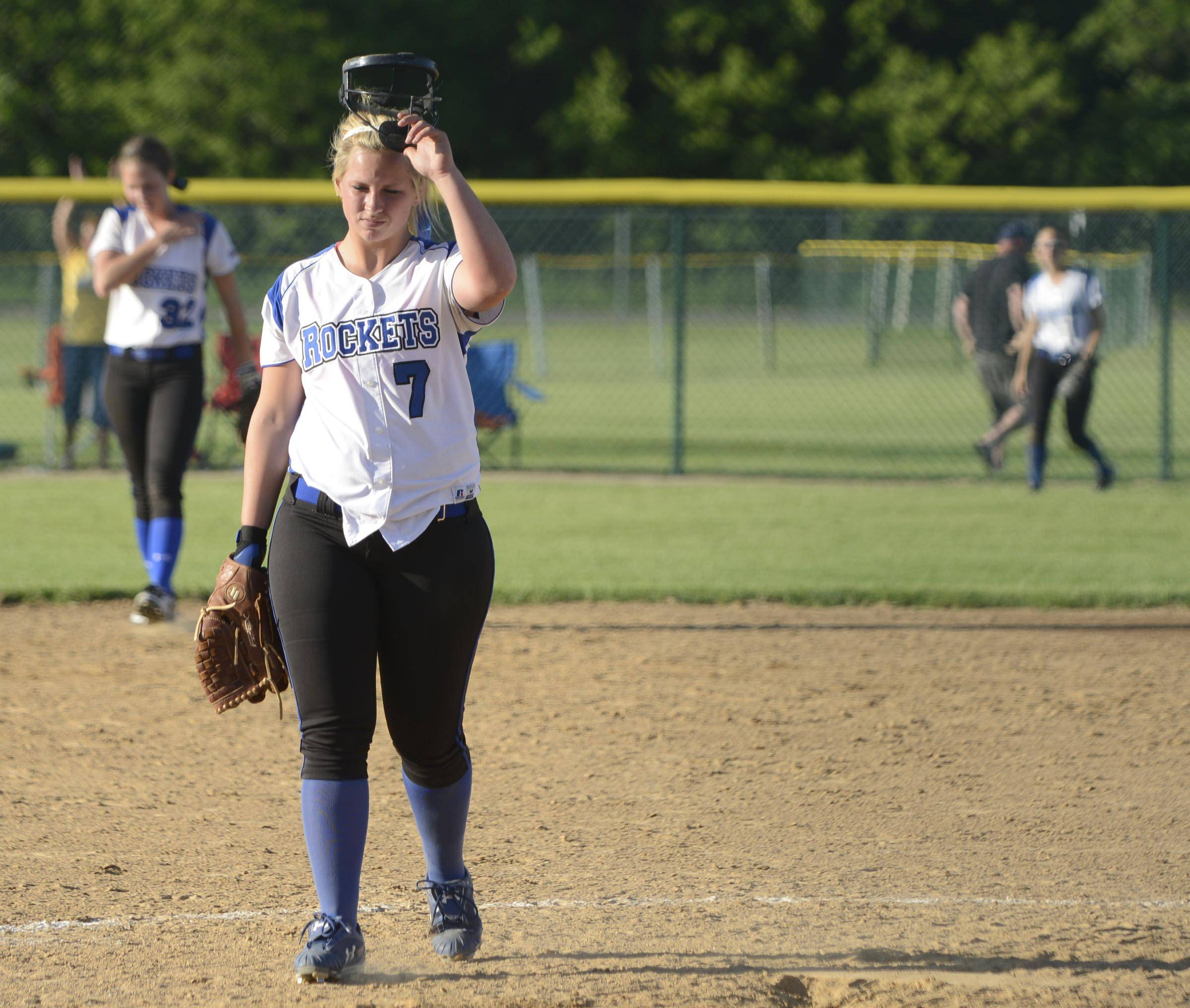 Sterling beats Burlington Central in 8 innings