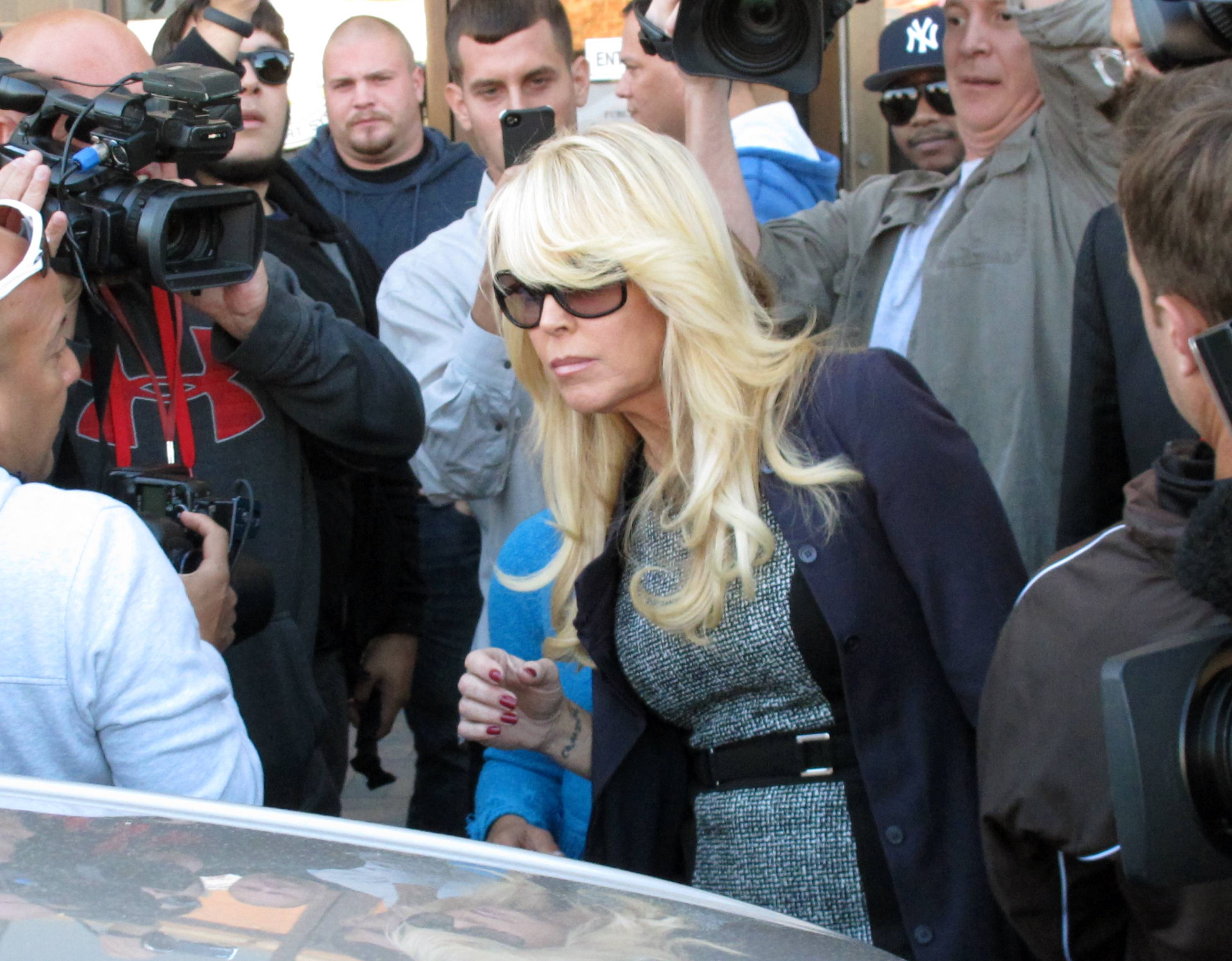 Dina Lohan won't go to jail for speeding and driving drunk on a Long Island highway. A judge Tuesday ordered her to pay over $3,000 in fines and fees. She'll also perform 100 hours of community service and participate in a drunken driving program.