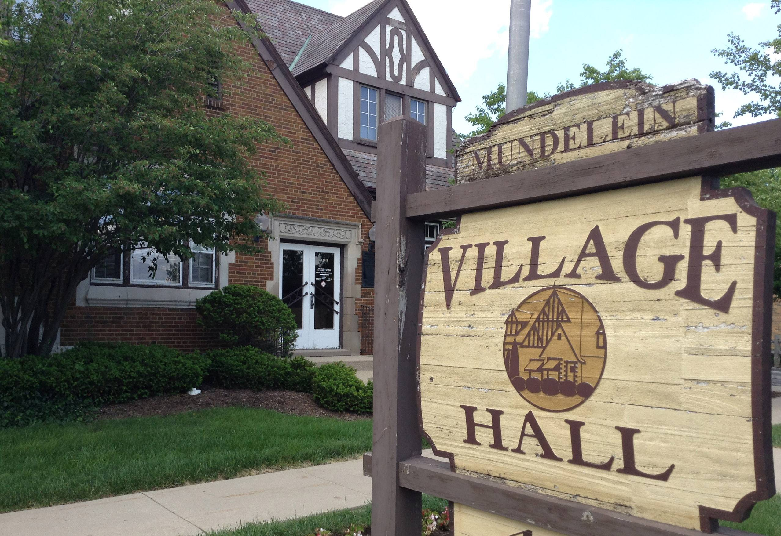 Mundelein officials will conduct municipal business for another two weeks in the current village hall, which has operated since the 1920s.