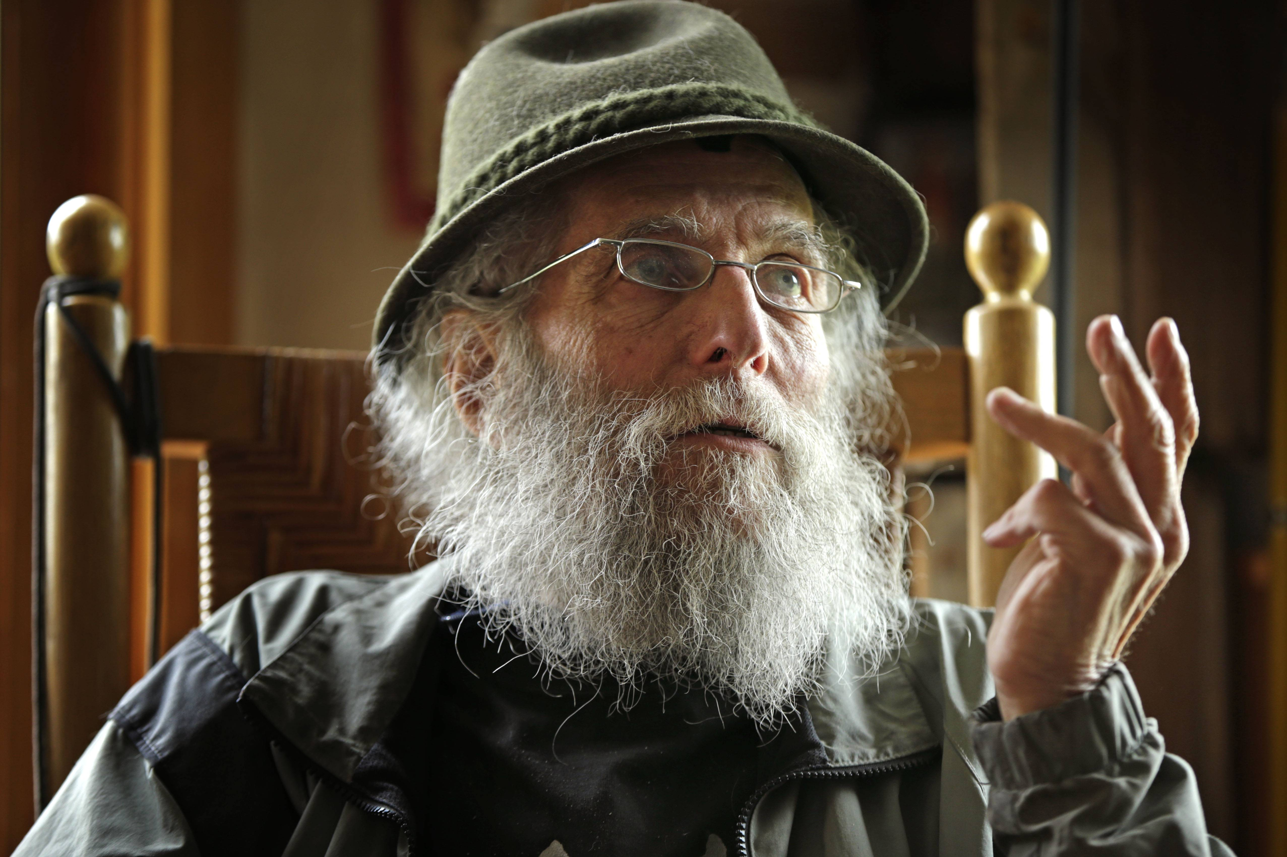 "Burt Shavitz, a former beekeeper, is the Burt behind Burt's Bees. The reclusive beekeeper whose simple life became complicated by his status as a corporate icon is now the subject of a documentary, ""Burt's Buzz,"" which opens Friday."