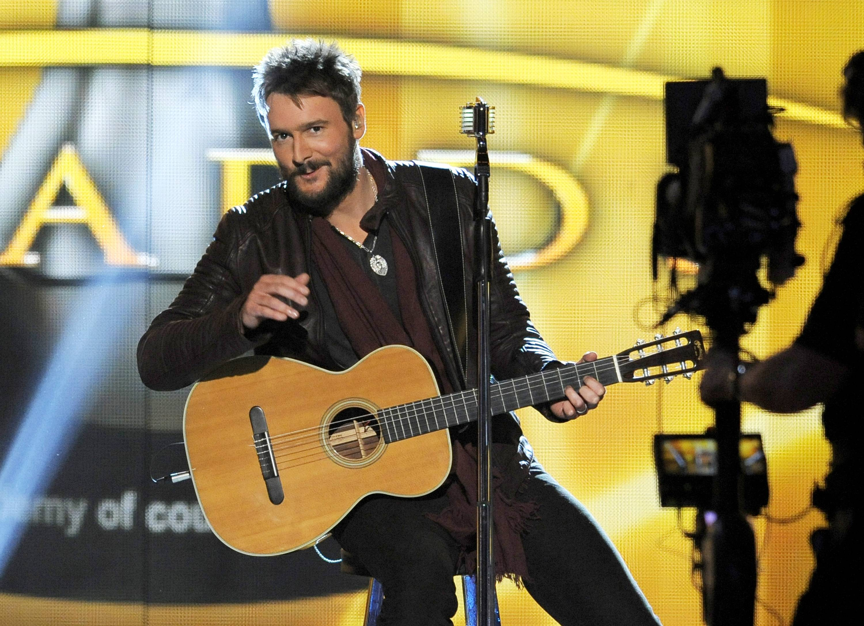 Eric Church brings his own surprise to CMT Awards