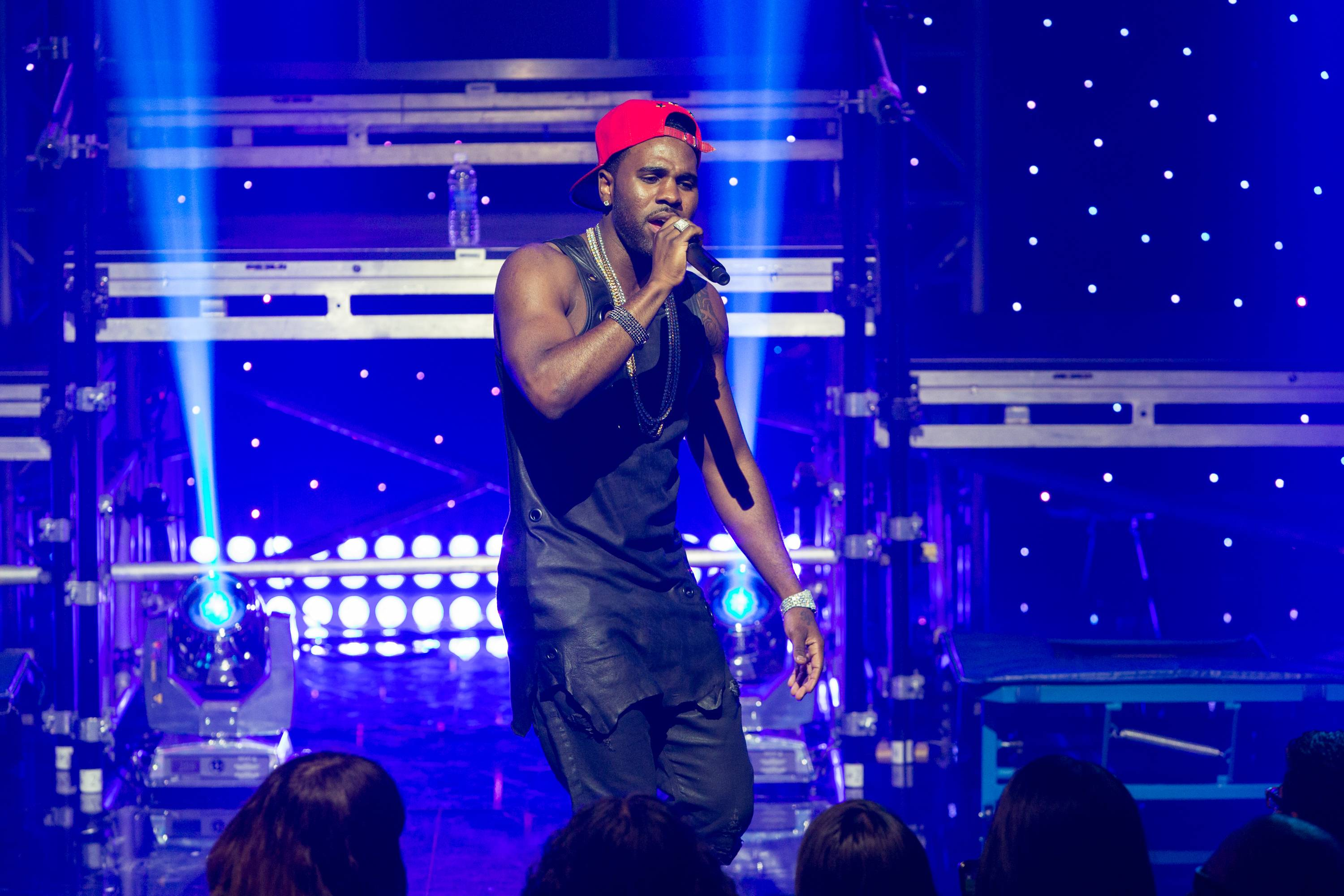 Jason Derulo, John Legend among CMT Awards' VIPs