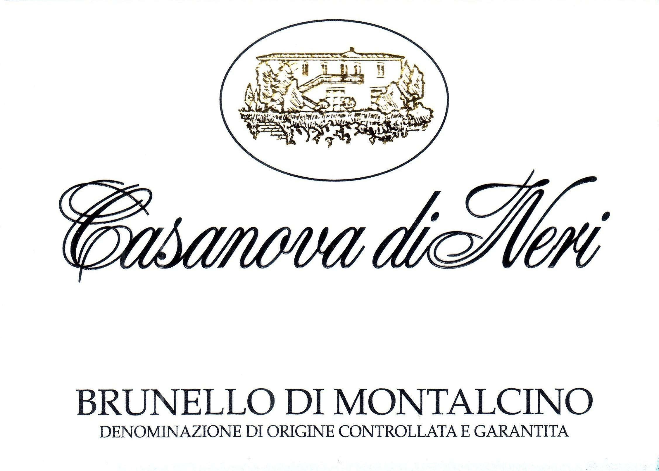 Casanova di Neri by Brunello di Montalcino is Mary Ross' Wine of the Week