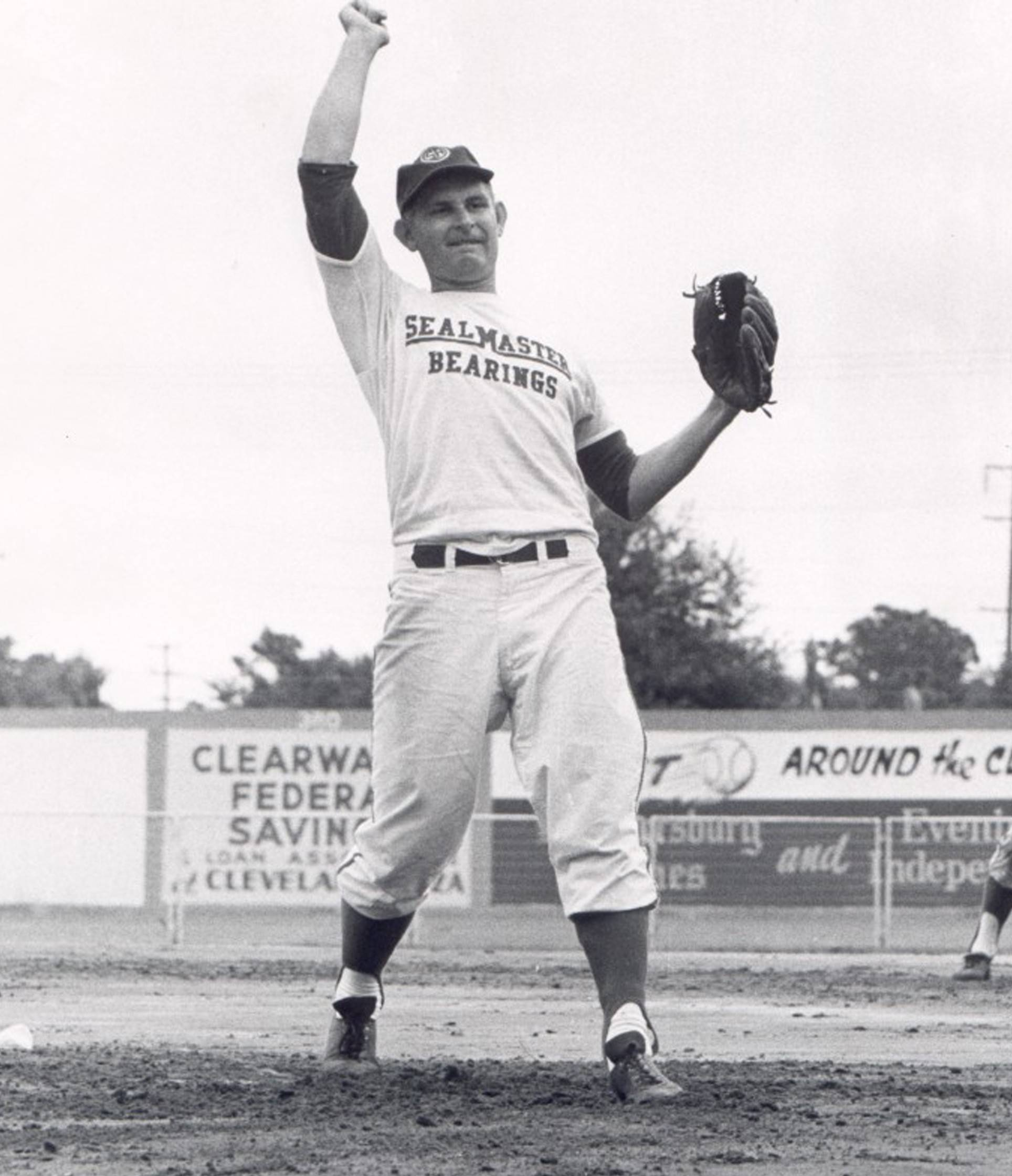 Hall of Fame pitcher Harvey Sterkel will have a ball field named in his honor at Stuart Sports Complex Tuesday, June 10. Sterkel starred for the Aurora Sealmasters and Home Savings & Loan for 21 years and is regarded as one the all-time bests in fastpitch softball.
