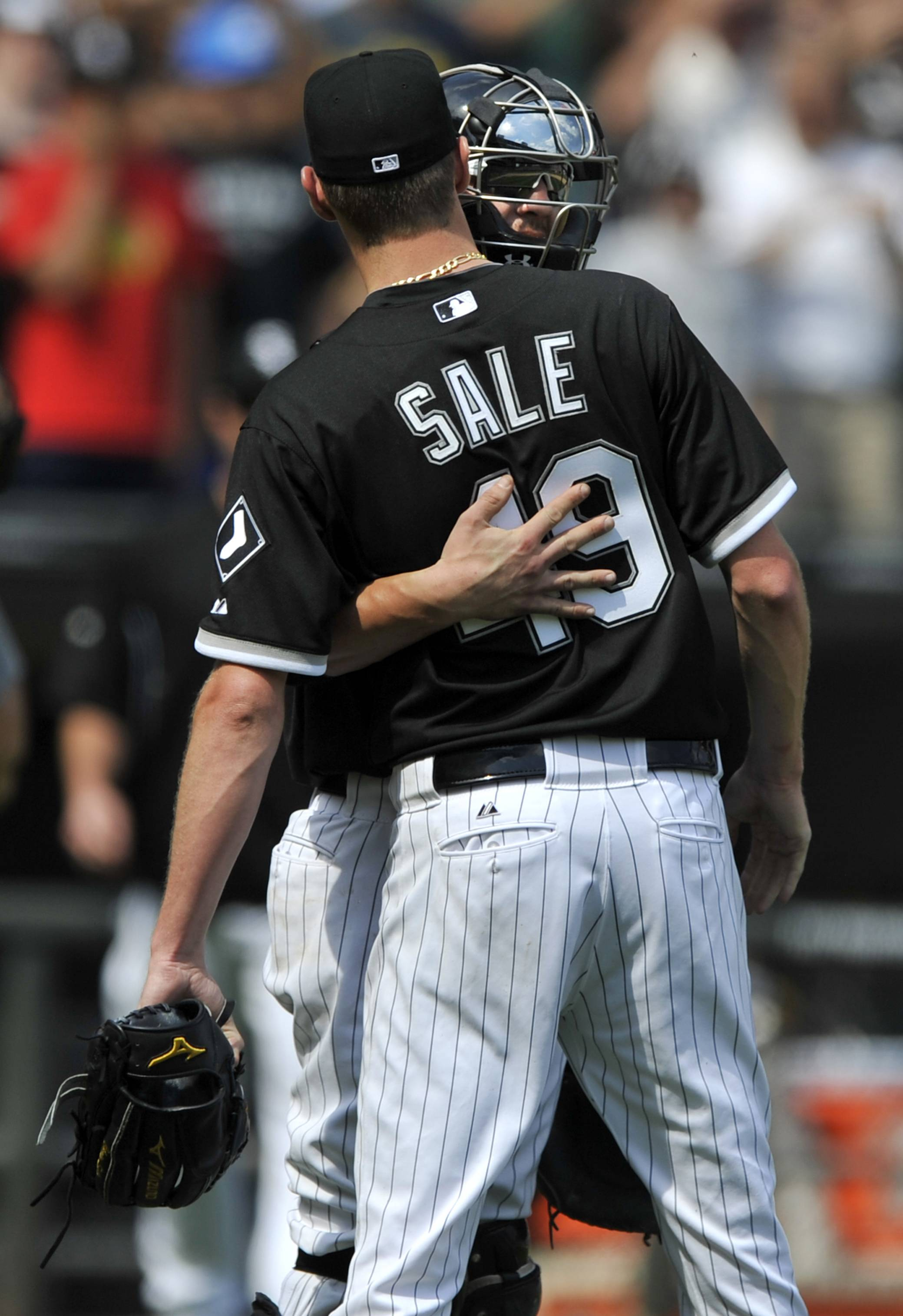 White Sox starting pitcher Chris Sale is certainly worth a trip to the South Side whenever he pitches.