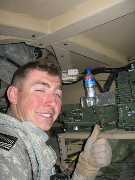 Matthew Martinek, 20-year-old Bartlett High grad who died on Sept. 11, 2009, in Germany from injuries sustained in combat in Afghanistan. ¬