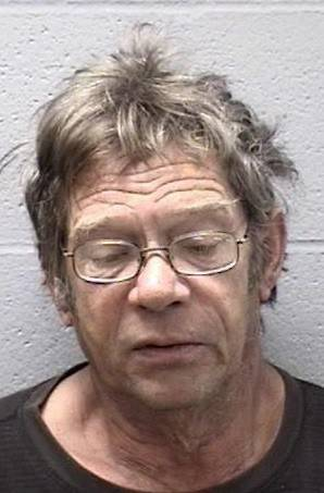 Tommy McBurney, homeless man charged in fire at Elgin Tower building