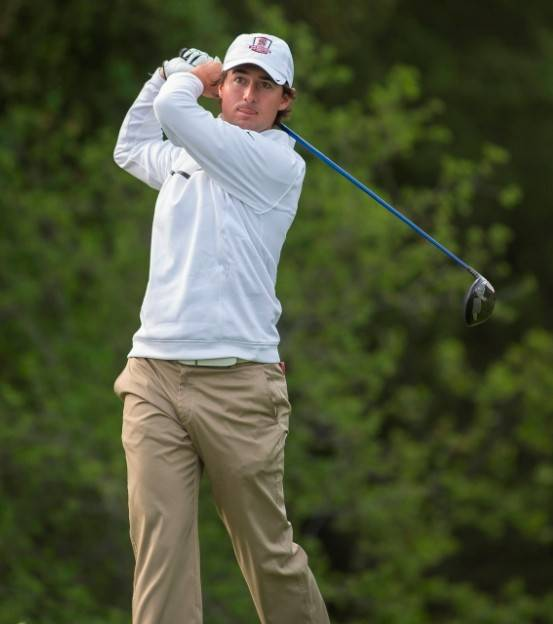 NCAA champion Cameron Wilson received a sponsor exemption to compete in the 2014 John Deere Classic next month.