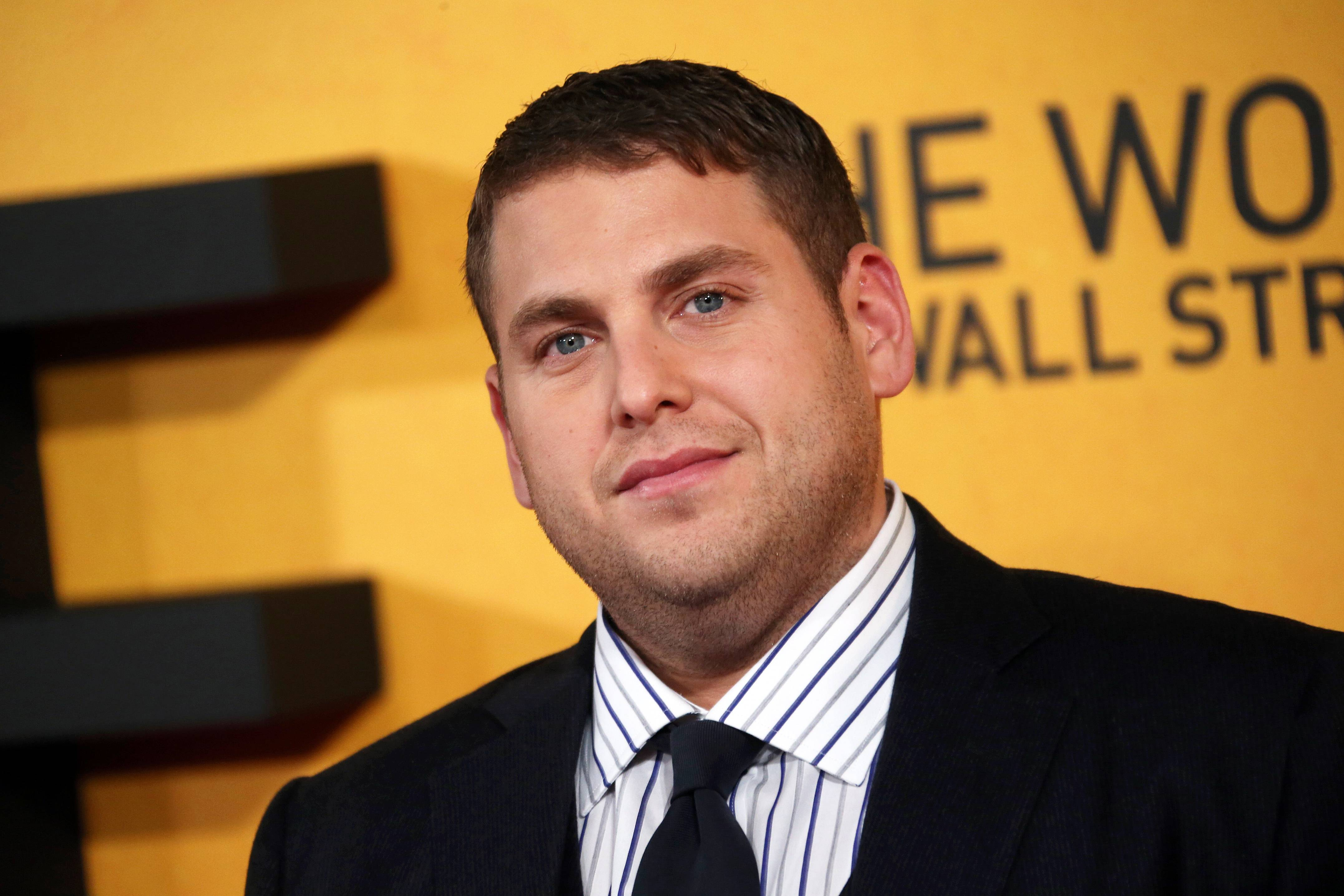 "Jonah Hill has apologized for shouting a homophobic slur at a paparazzo in an encounter caught on video. A video posted Tuesday by TMZ shows a photographer pestering Hill, who responded with expletives and an anti-gay expression. On ""The Howard Stern Show"" on Tuesday, the 30-year-old actor acknowledged that he said ""a disgusting word."" Hill said the word ""does not at all reflect how I feel about any group of people."""