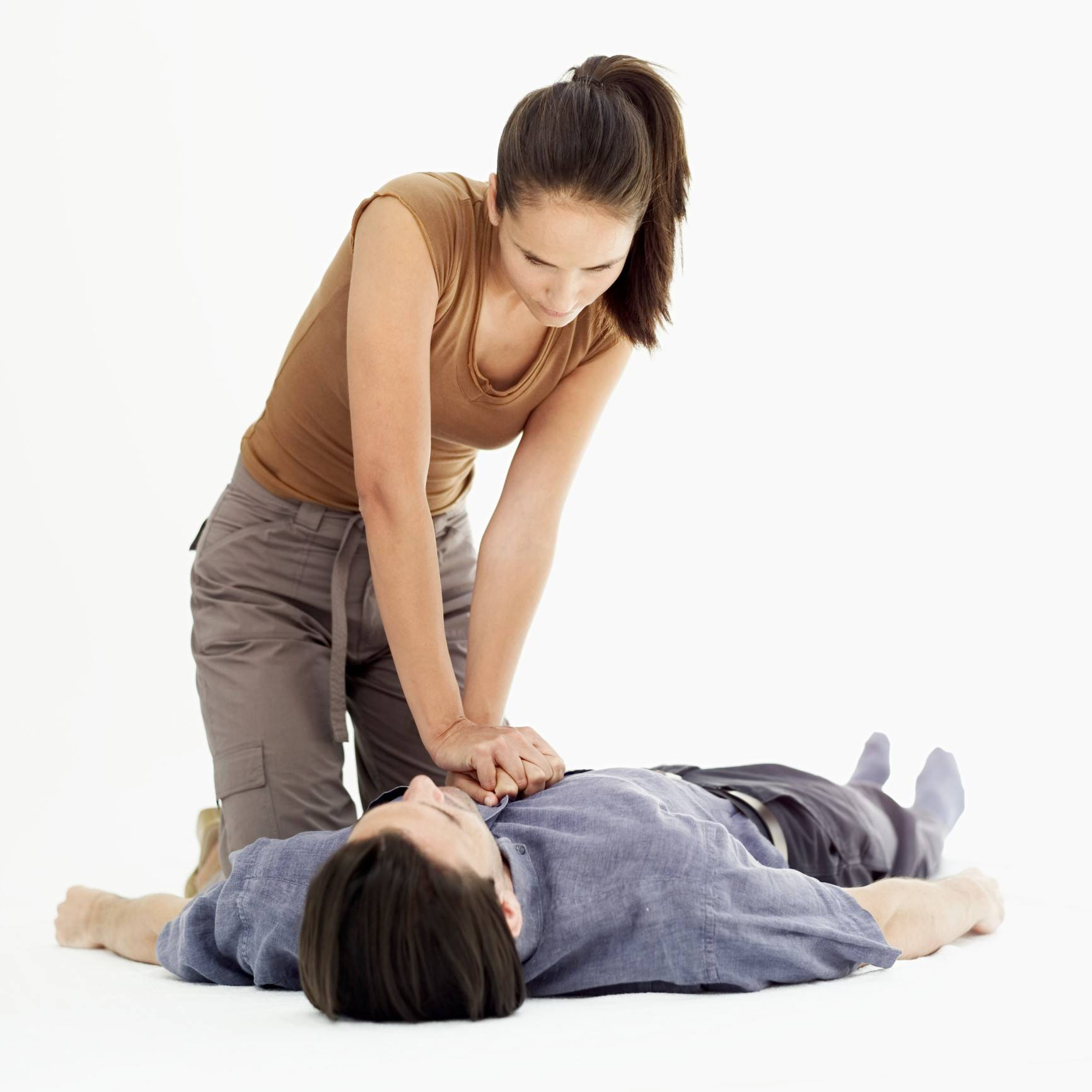 Cardiopulmonary resuscitation will be taught to all high school students starting in the fall.