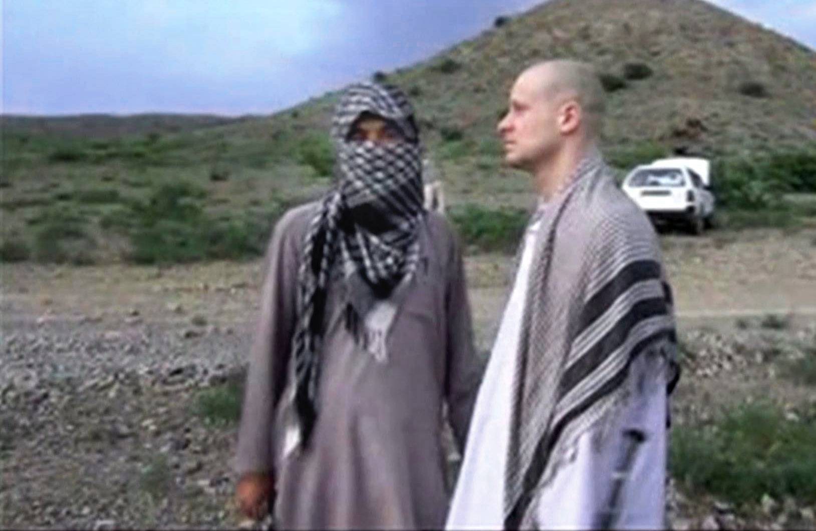 Taliban says captured U.S. soldier was treated well