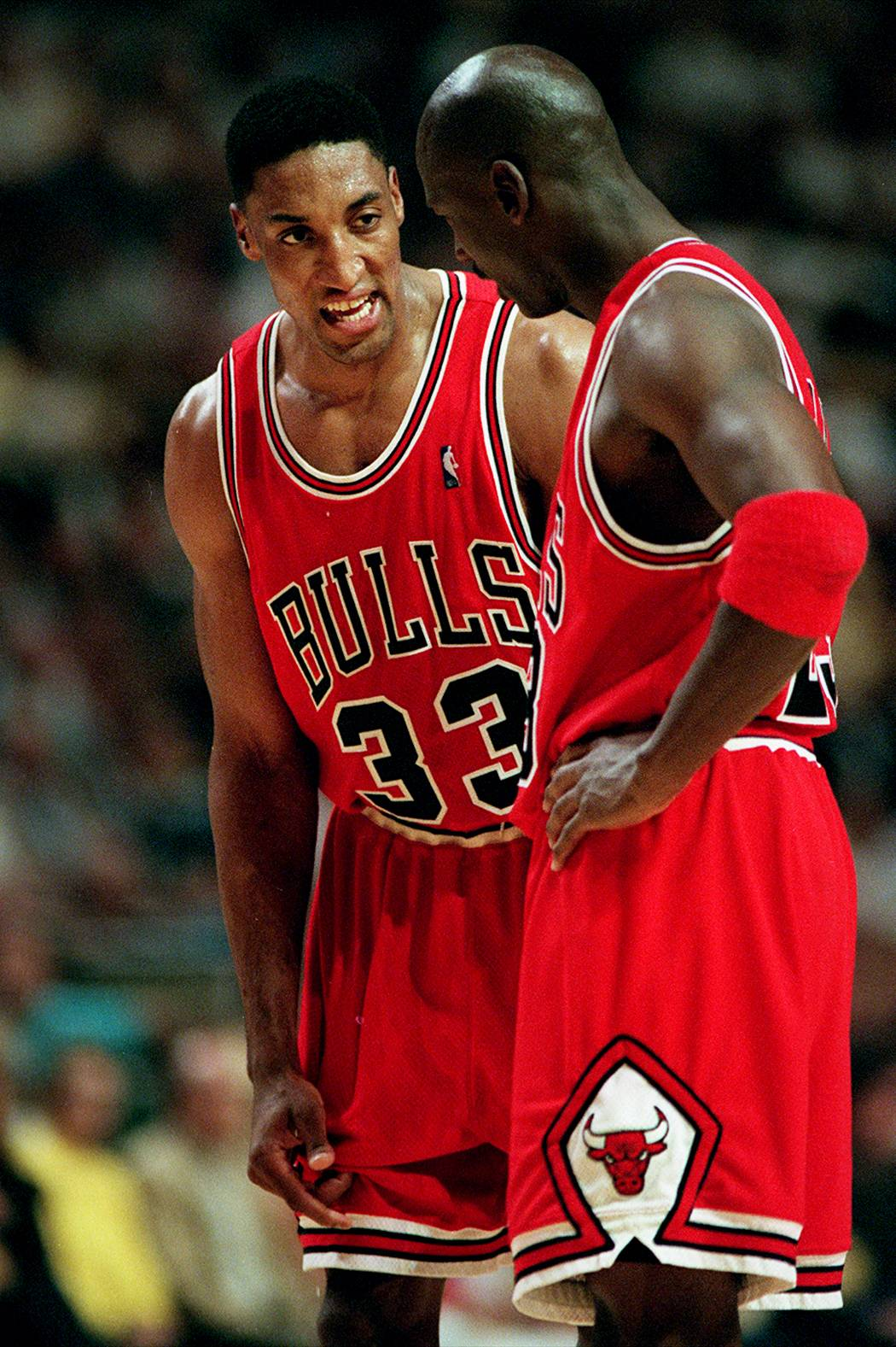 Michael Jordan's Bulls team would be able to handle LeBron James and the Miami Heat, says Mike North, but don't even bother to compare James to Jordan.
