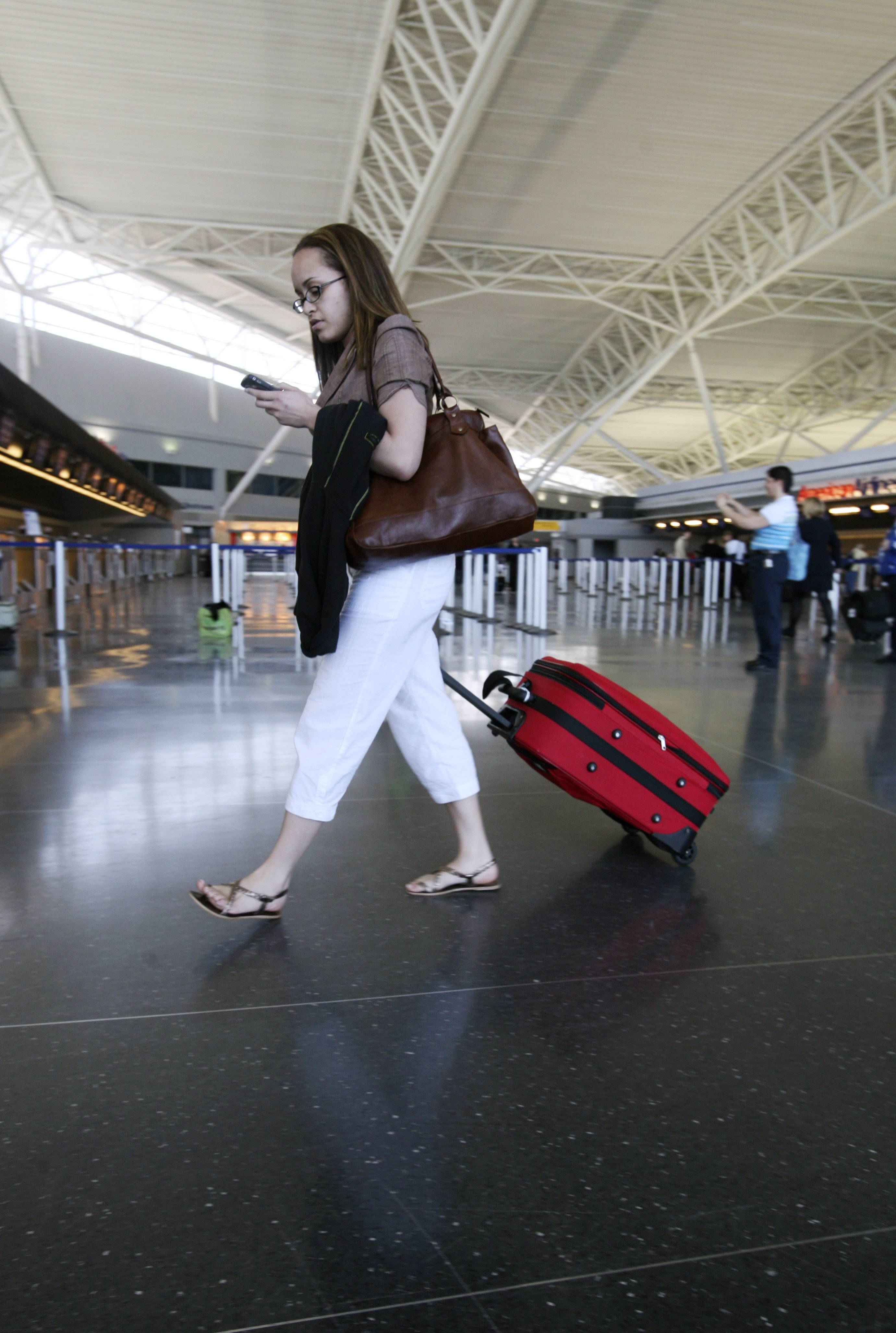 "Passengers have been trying to pack more into their carry-on and it's causing many passengers to ""carry on"" in an entirely different way."