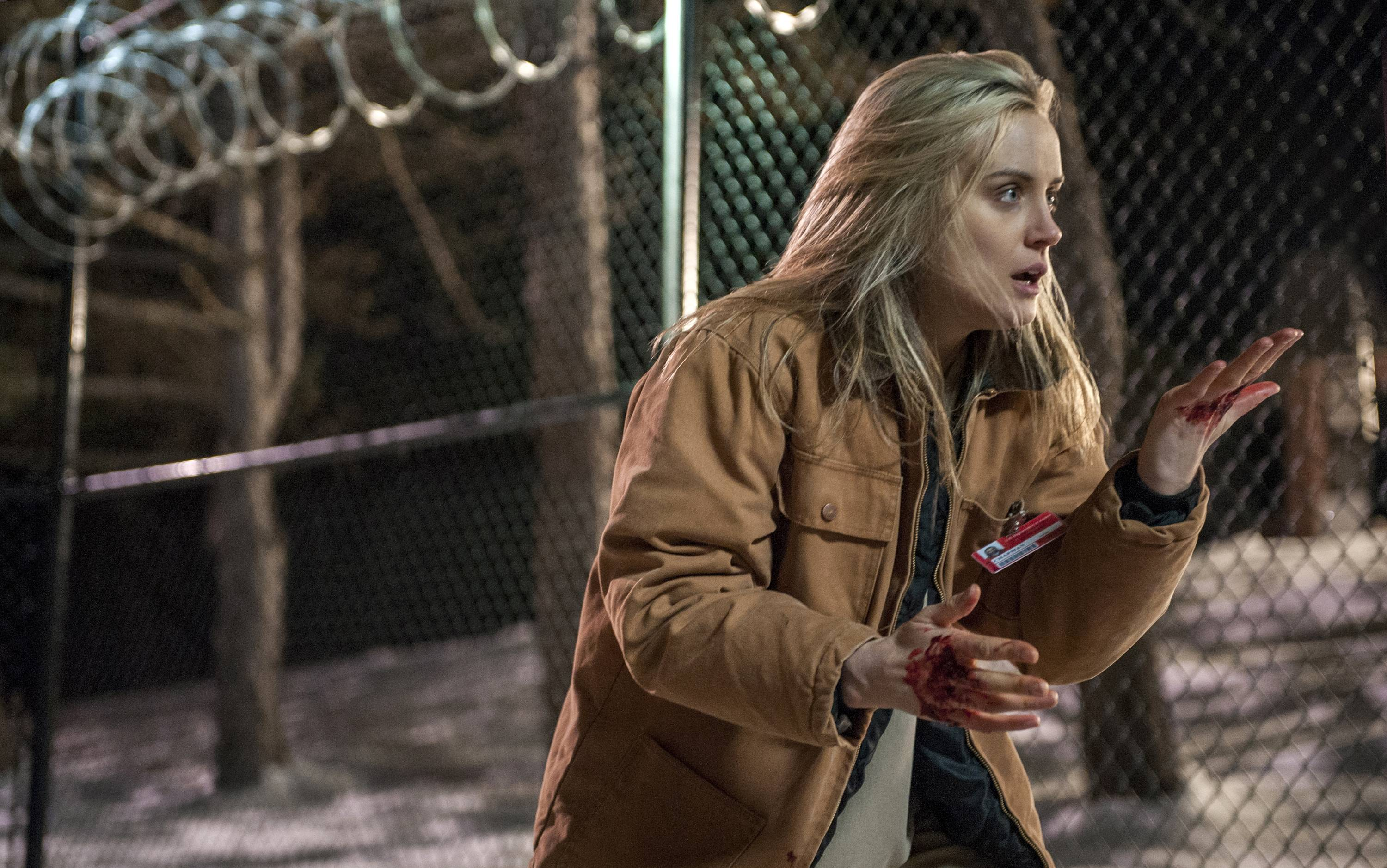"Piper Chapman (Taylor Schilling) continues to serve time as season two of ""Orange is the New Black"" becomes available on Netflix."