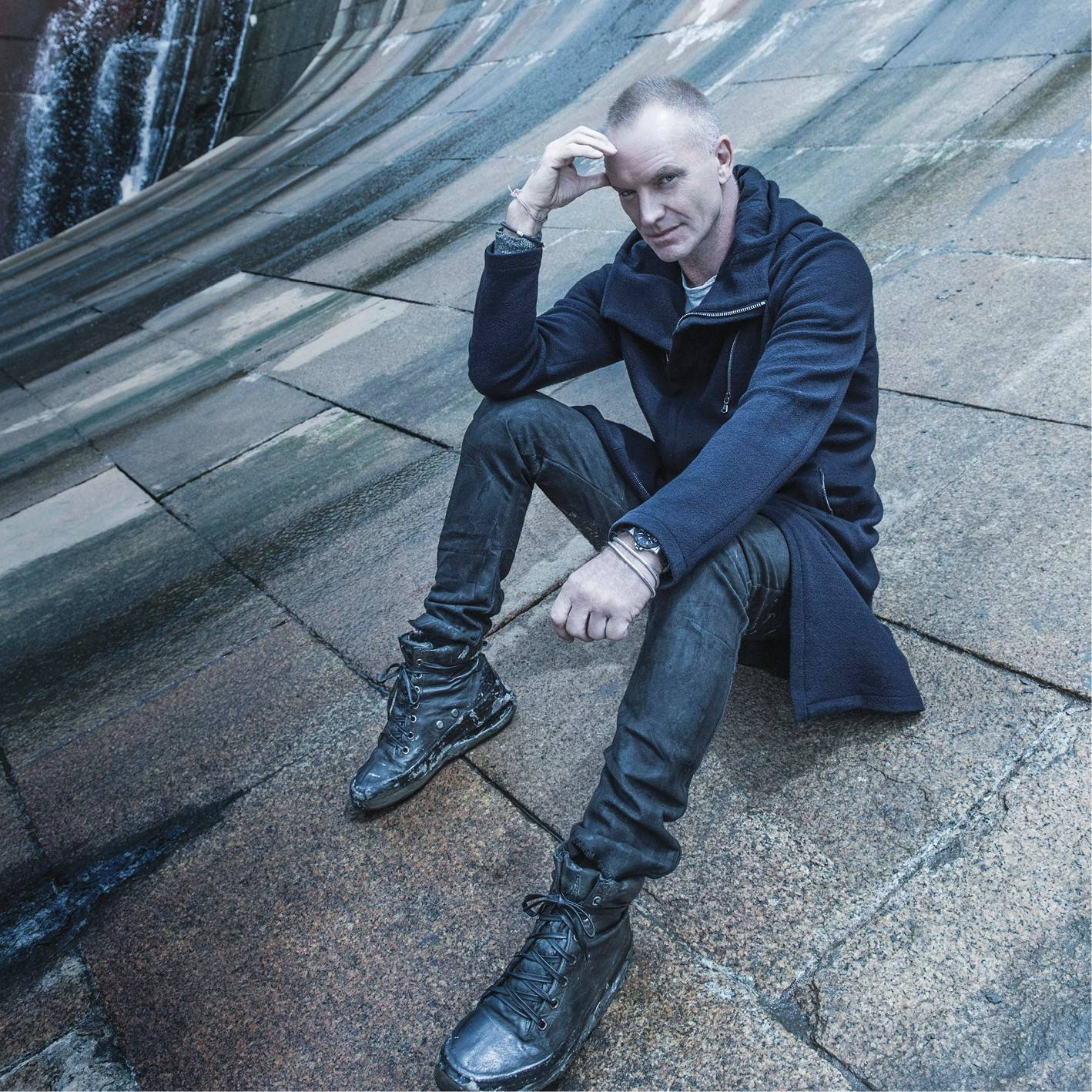 "Sting's 2013 studio album ""The Last Ship"" features songs from the Broadway-bound musical of the same name."